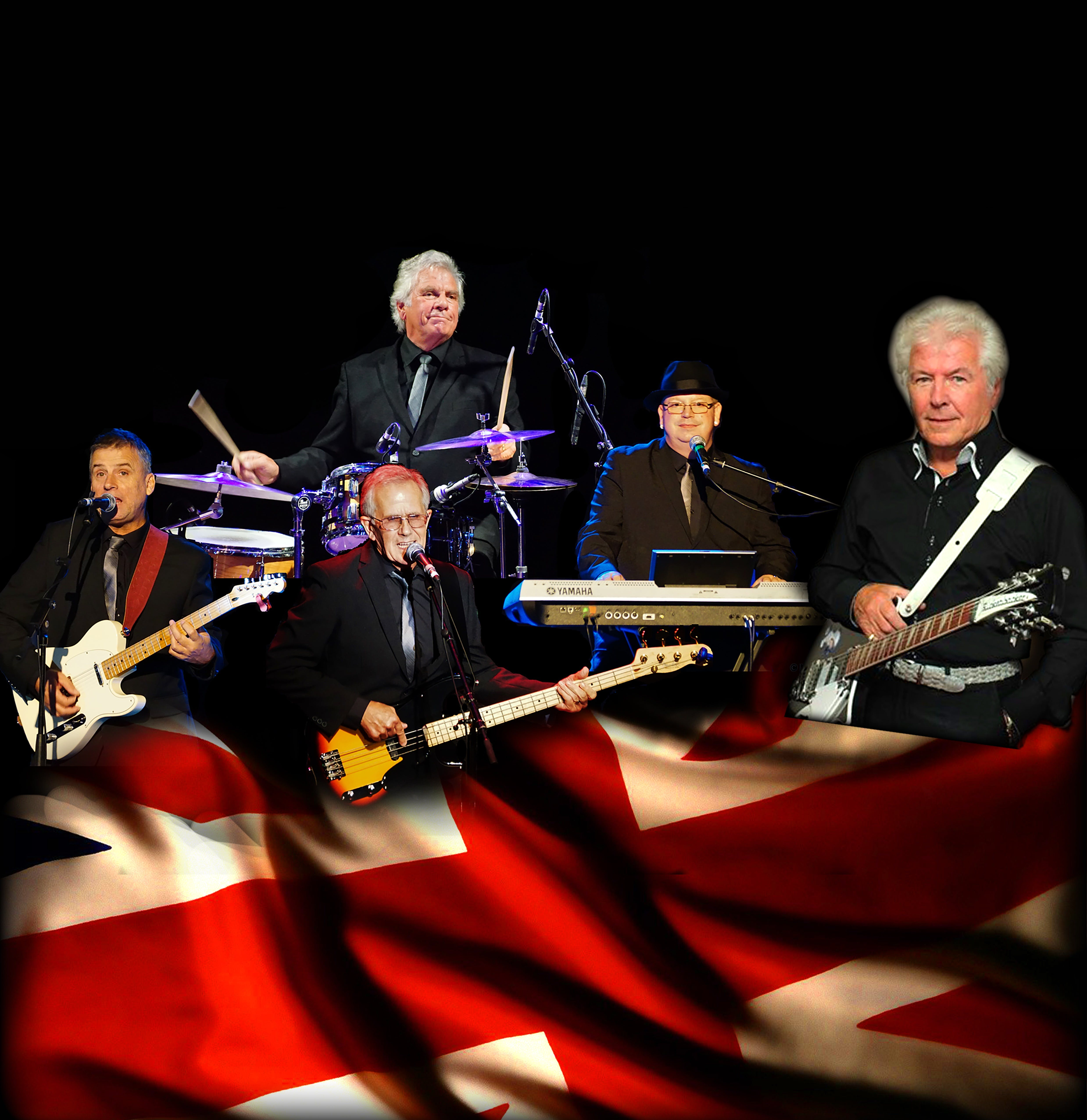 Herman's Hermits with Special Guest Mike Pender - The Six O'Clock Hop - Accommodation in Brisbane