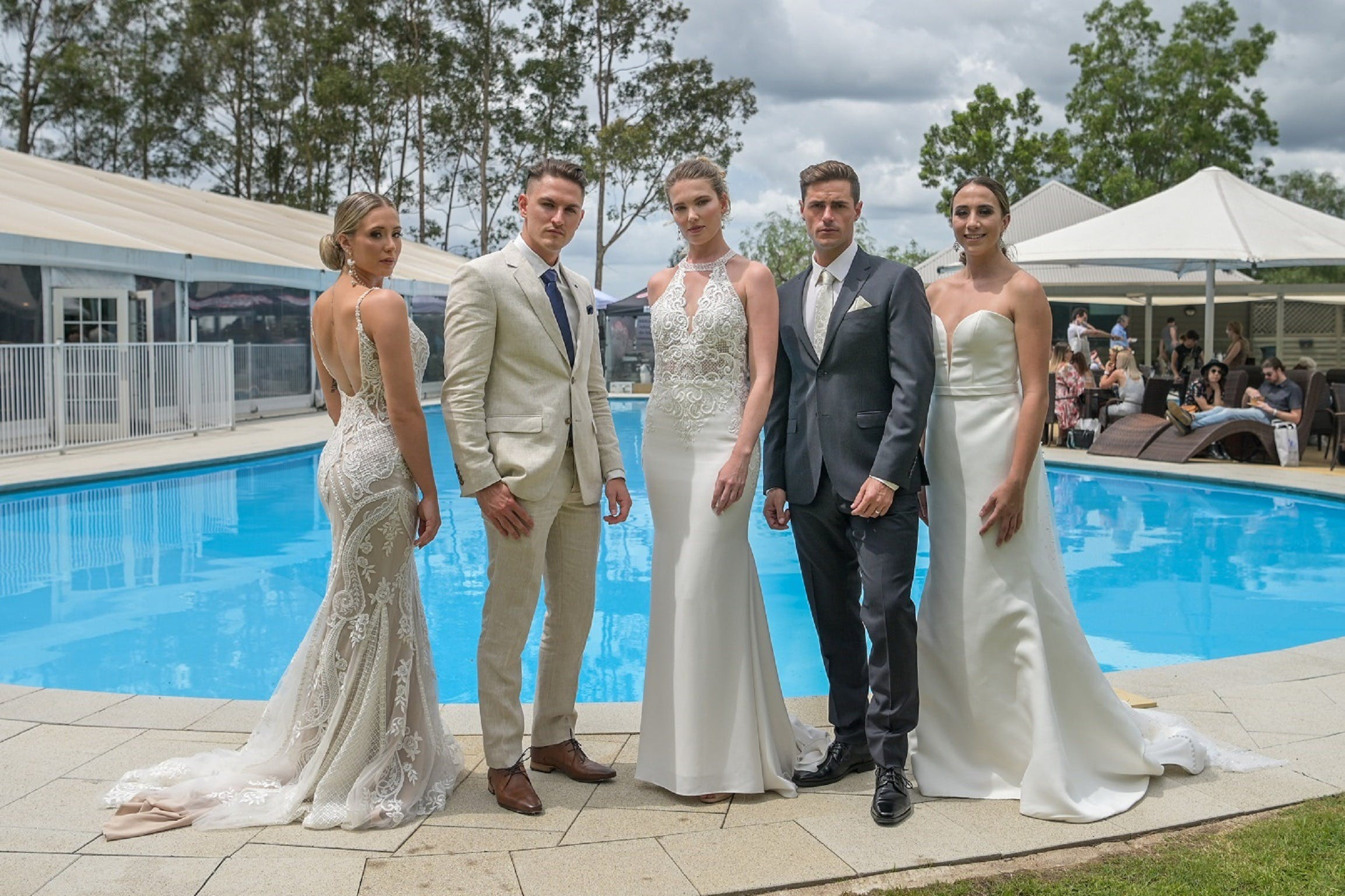 Hunter Events Wedding and Wine Festival - Accommodation in Brisbane