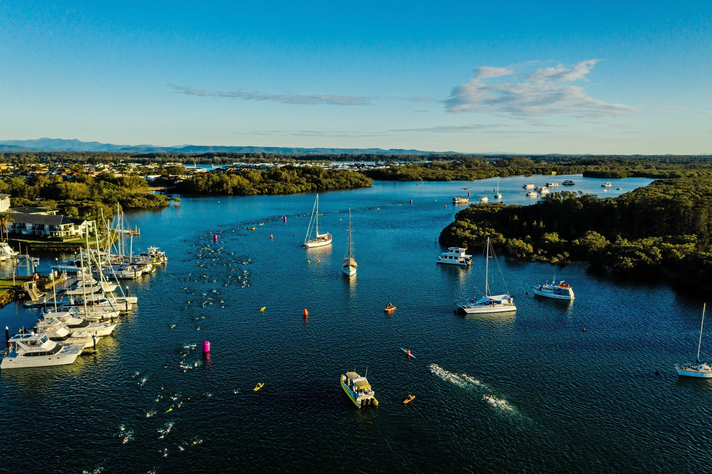 IRONMAN 70.3 Port Macquarie - Accommodation in Brisbane