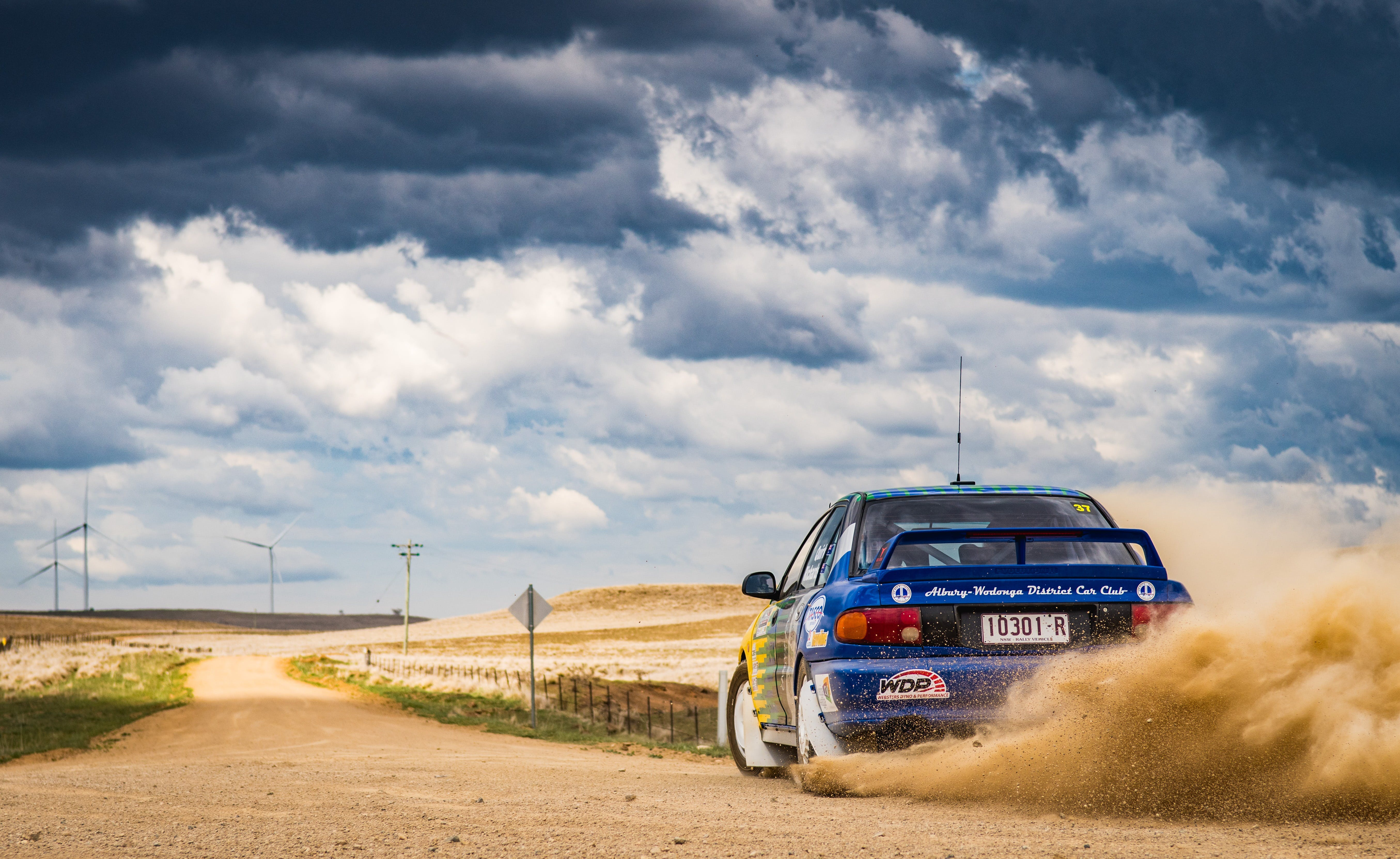 Kosciuszko Automotive Monaro Stages Rally - Accommodation in Brisbane