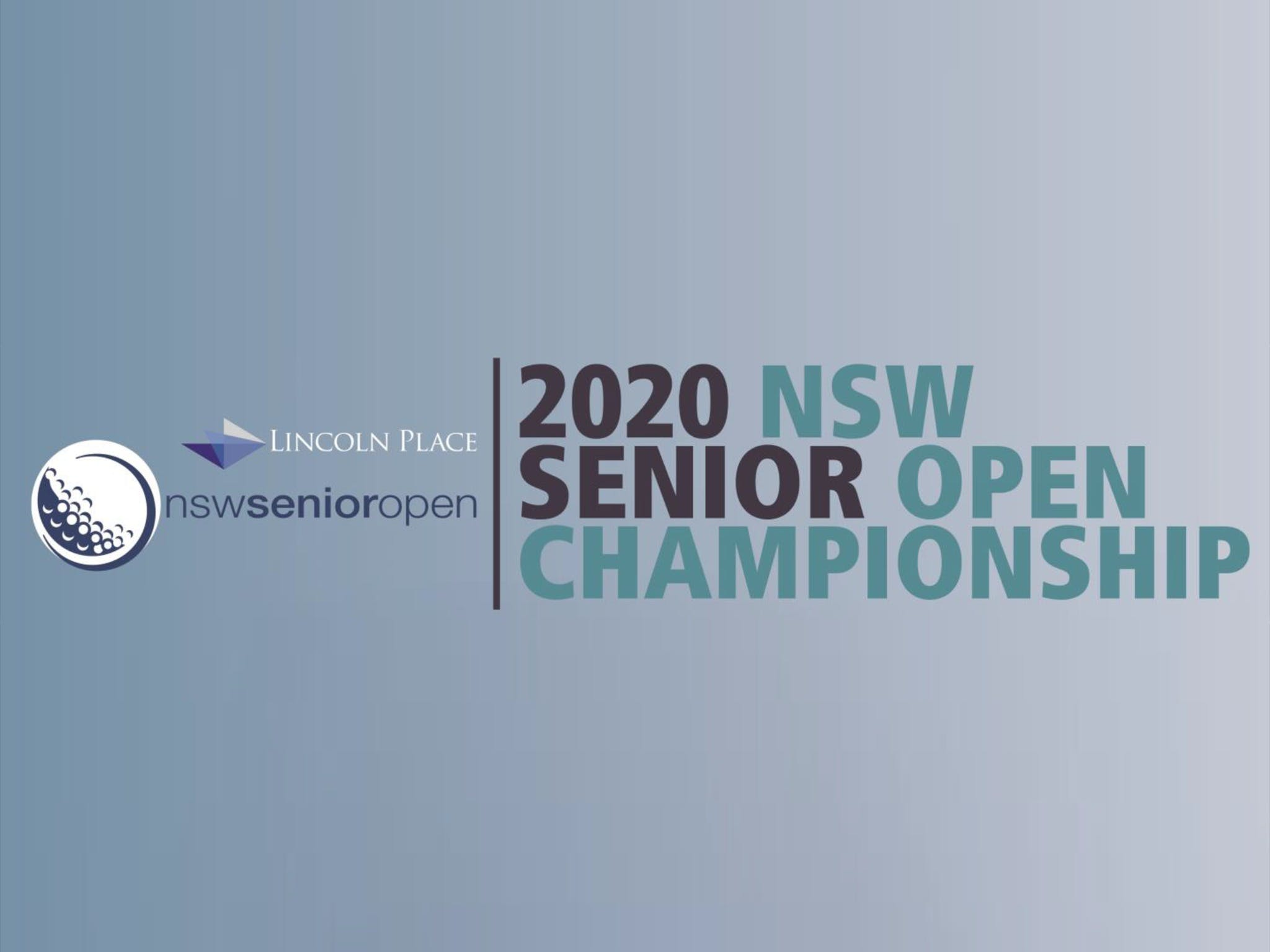 Men's NSW Senior Open - Accommodation in Brisbane
