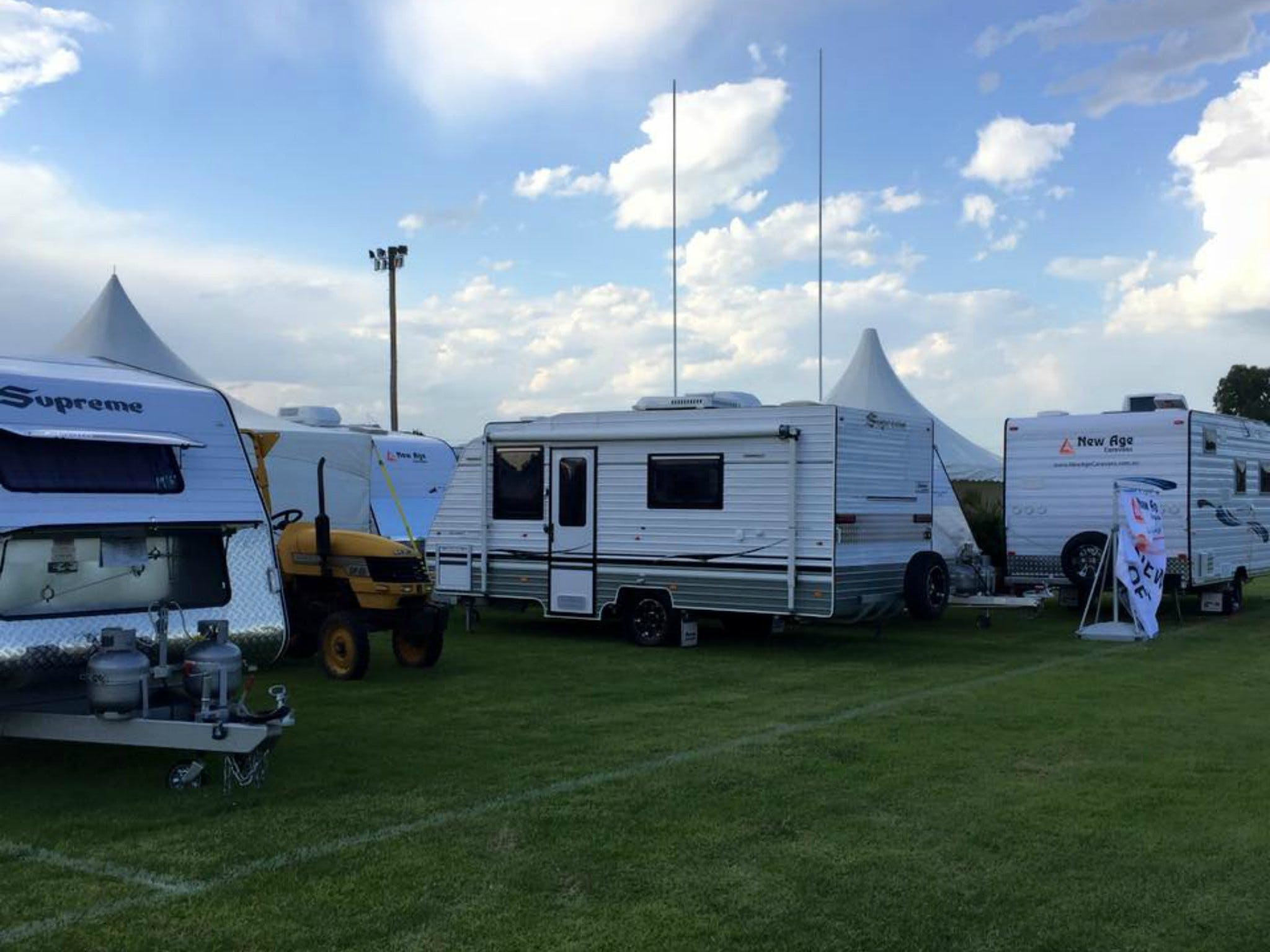 Northern Inland 4x4 Fishing Caravan and Camping Expo - Accommodation in Brisbane
