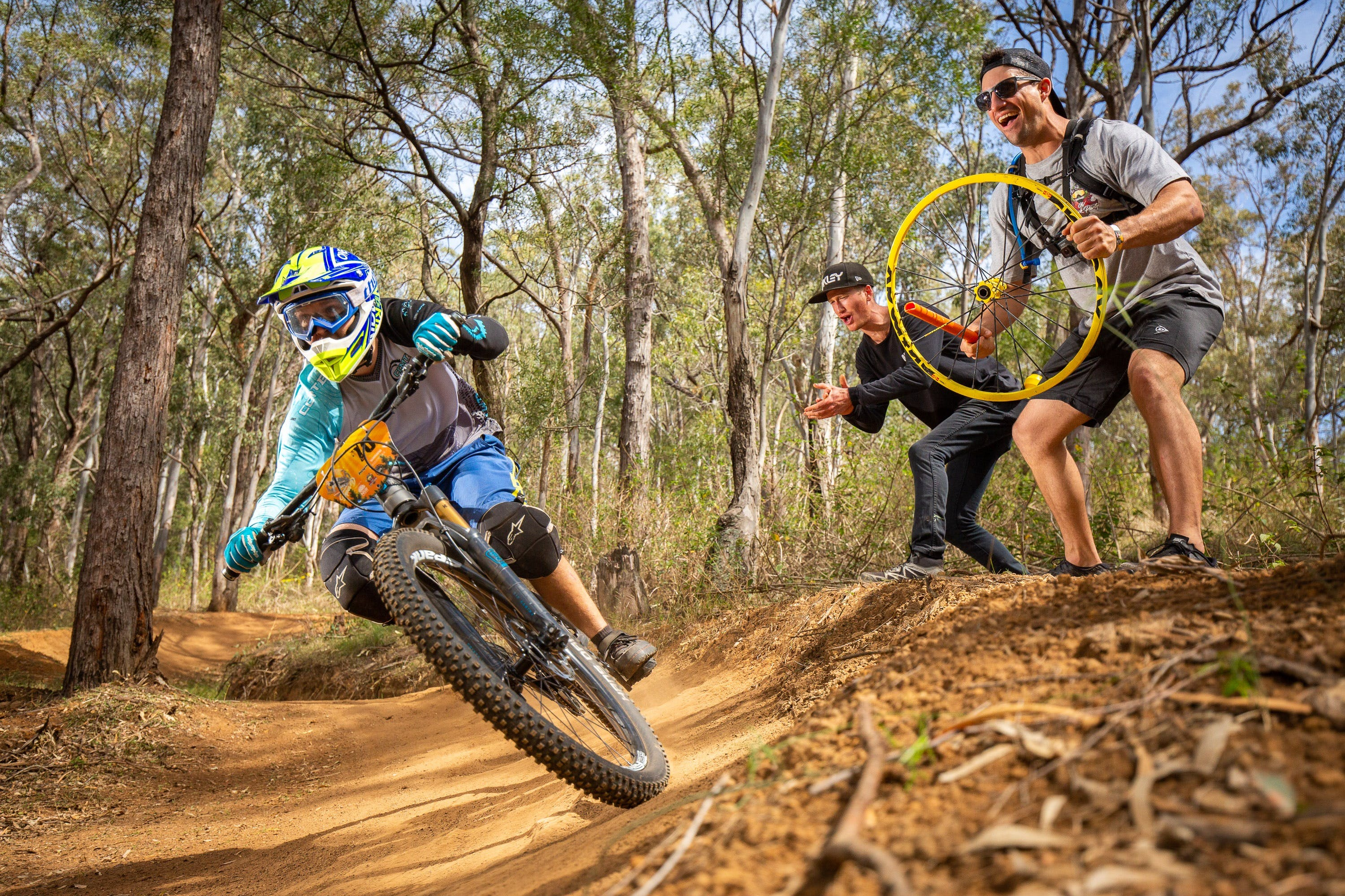 NSW State Downhill Mountain Bike Championships - Accommodation in Brisbane