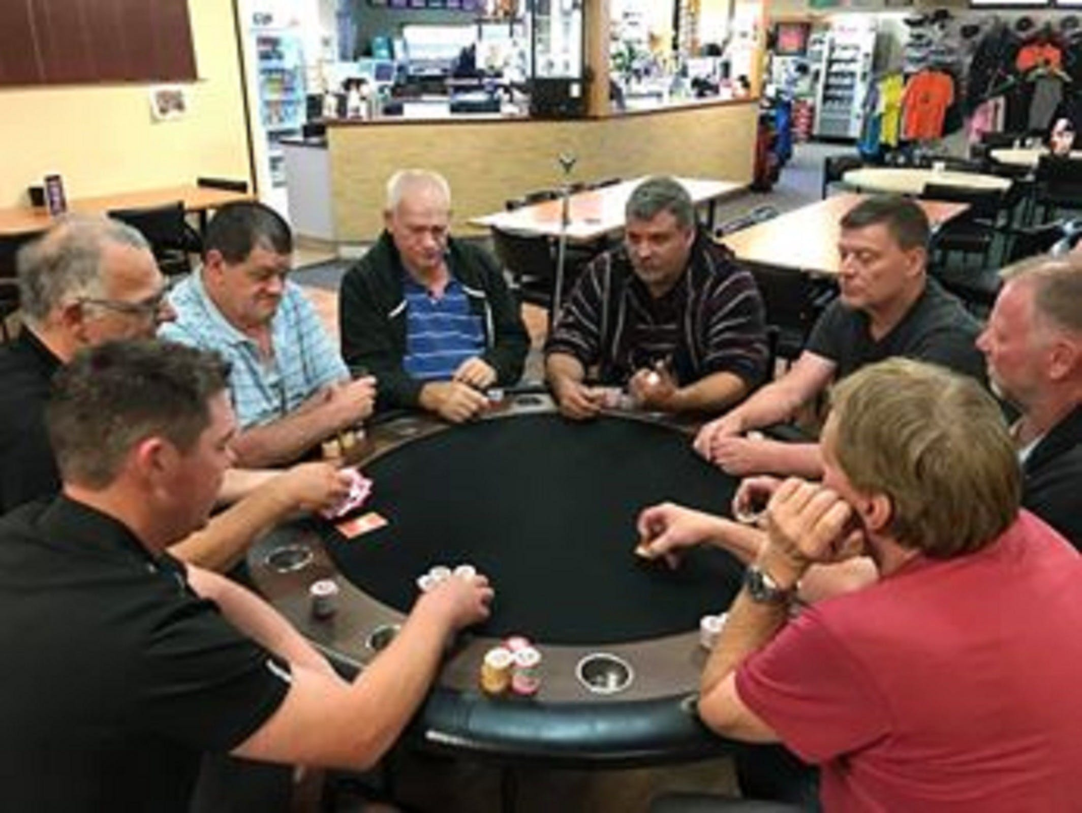 Numurkah Golf and Bowls Club - Poker Wednesday - Accommodation in Brisbane