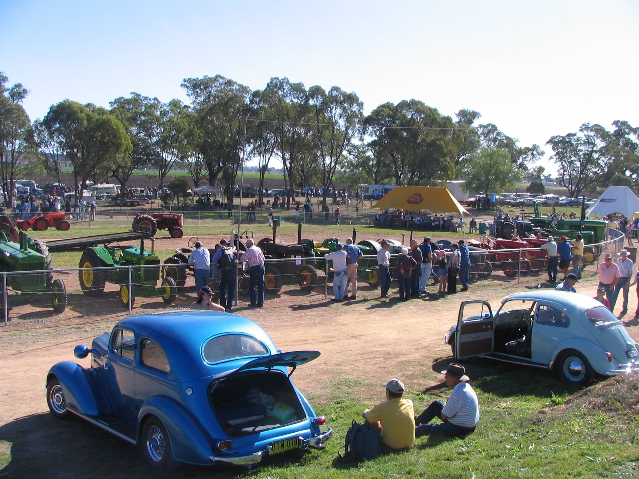 Quirindi Rural Heritage Village - Vintage Machinery and Miniature Railway Rally and Swap Meet - Accommodation in Brisbane