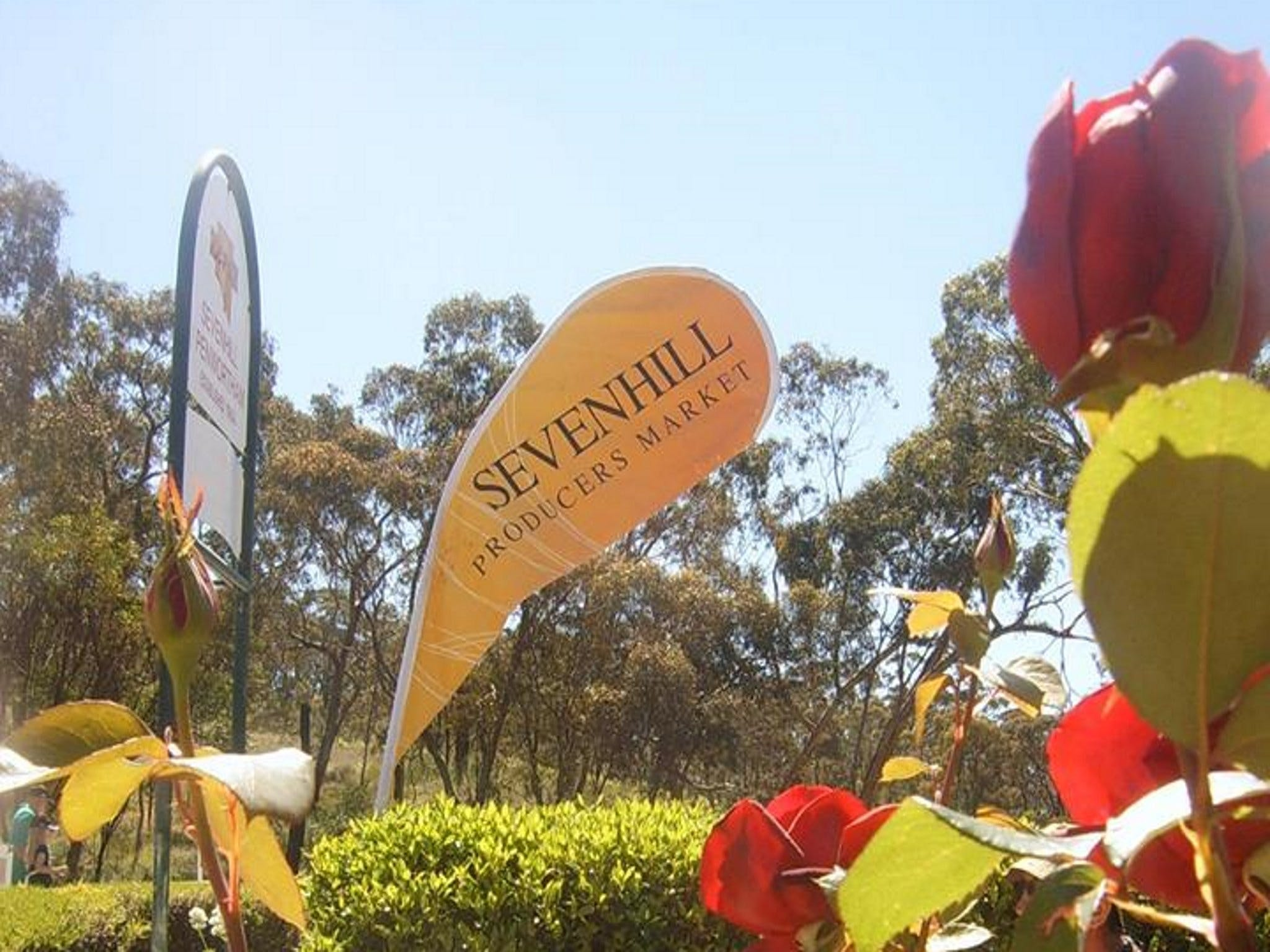 Sevenhill Producers Market - Accommodation in Brisbane
