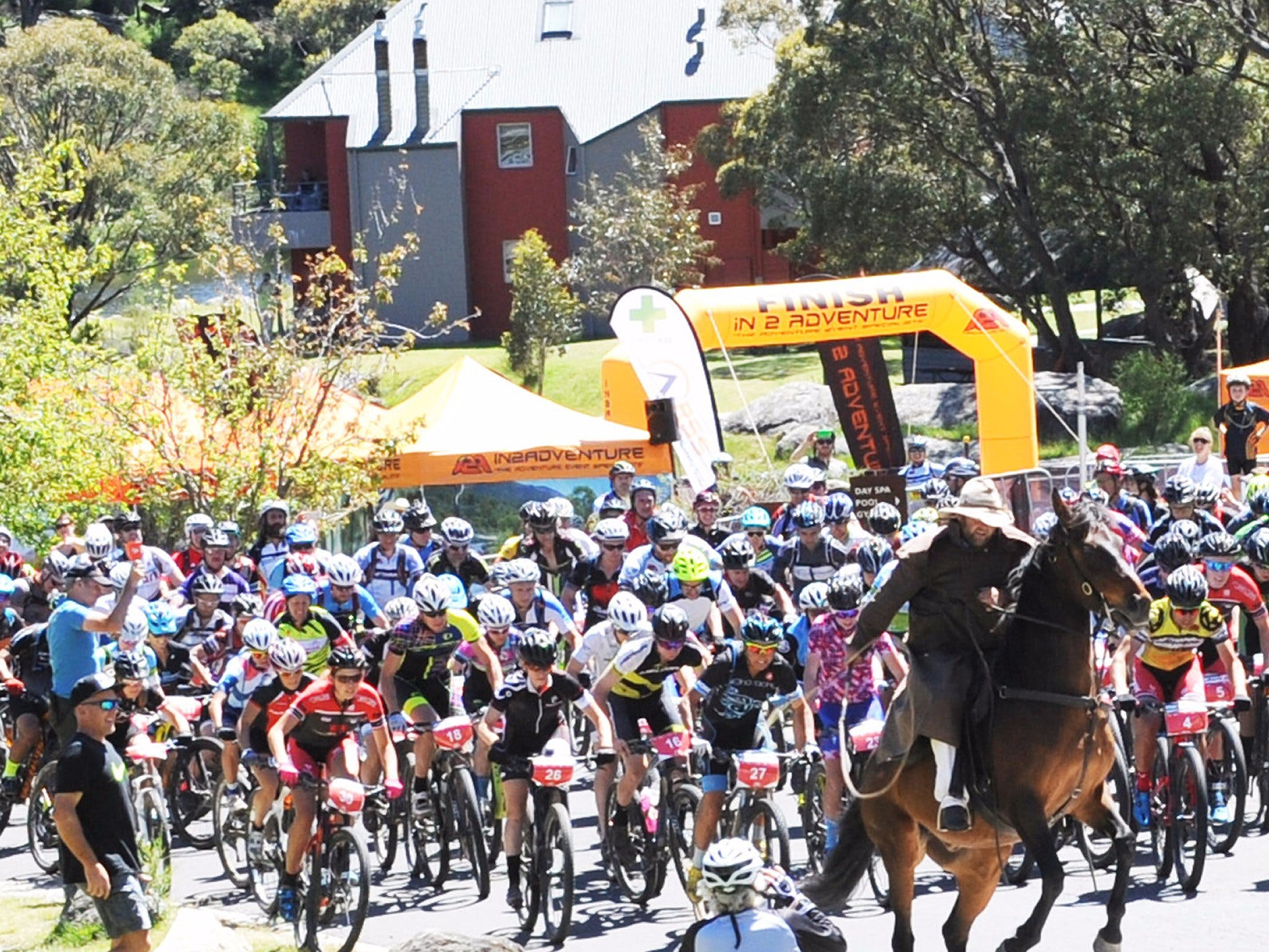 Snowies MTB Festival - Accommodation in Brisbane