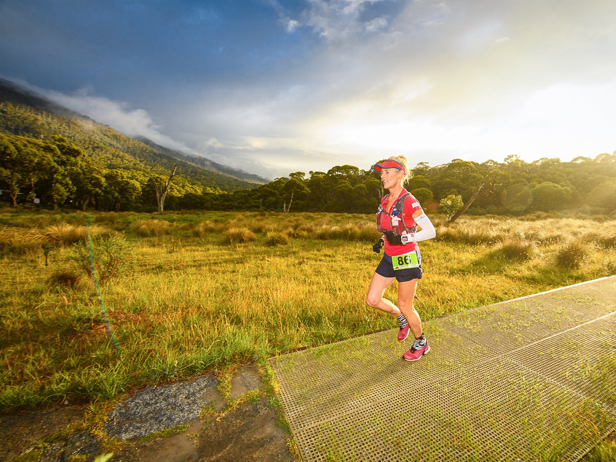 Trail Run Australia  Snowy Mountains - Accommodation in Brisbane