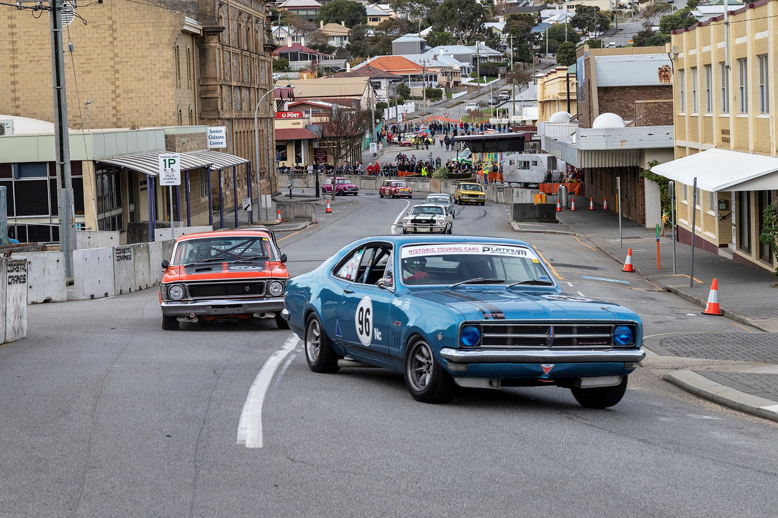 Albany Classic Motor Event - Around the Houses - Accommodation in Brisbane