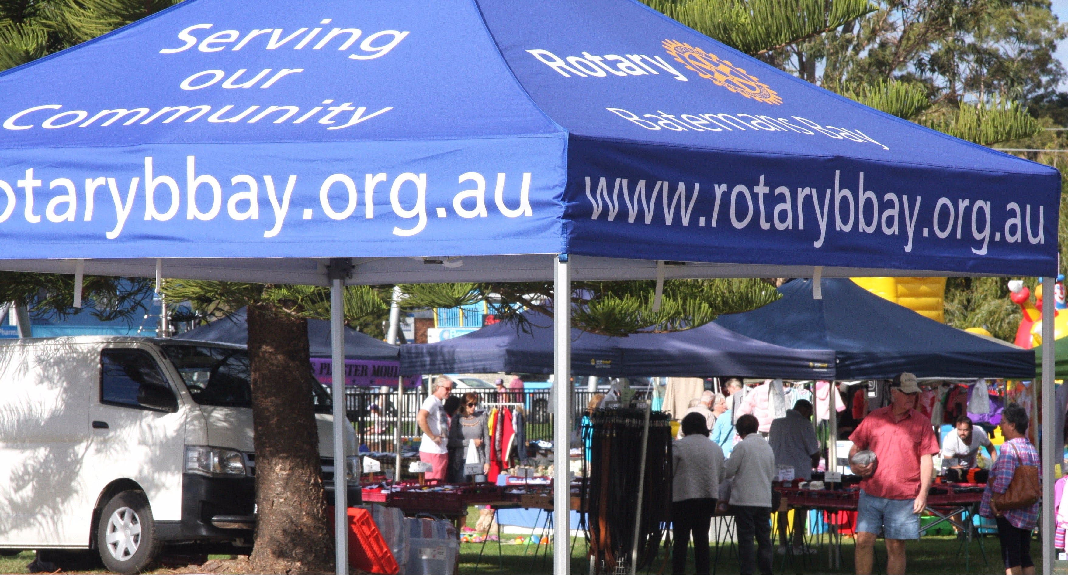Batemans Bay Sunday Market - Accommodation in Brisbane