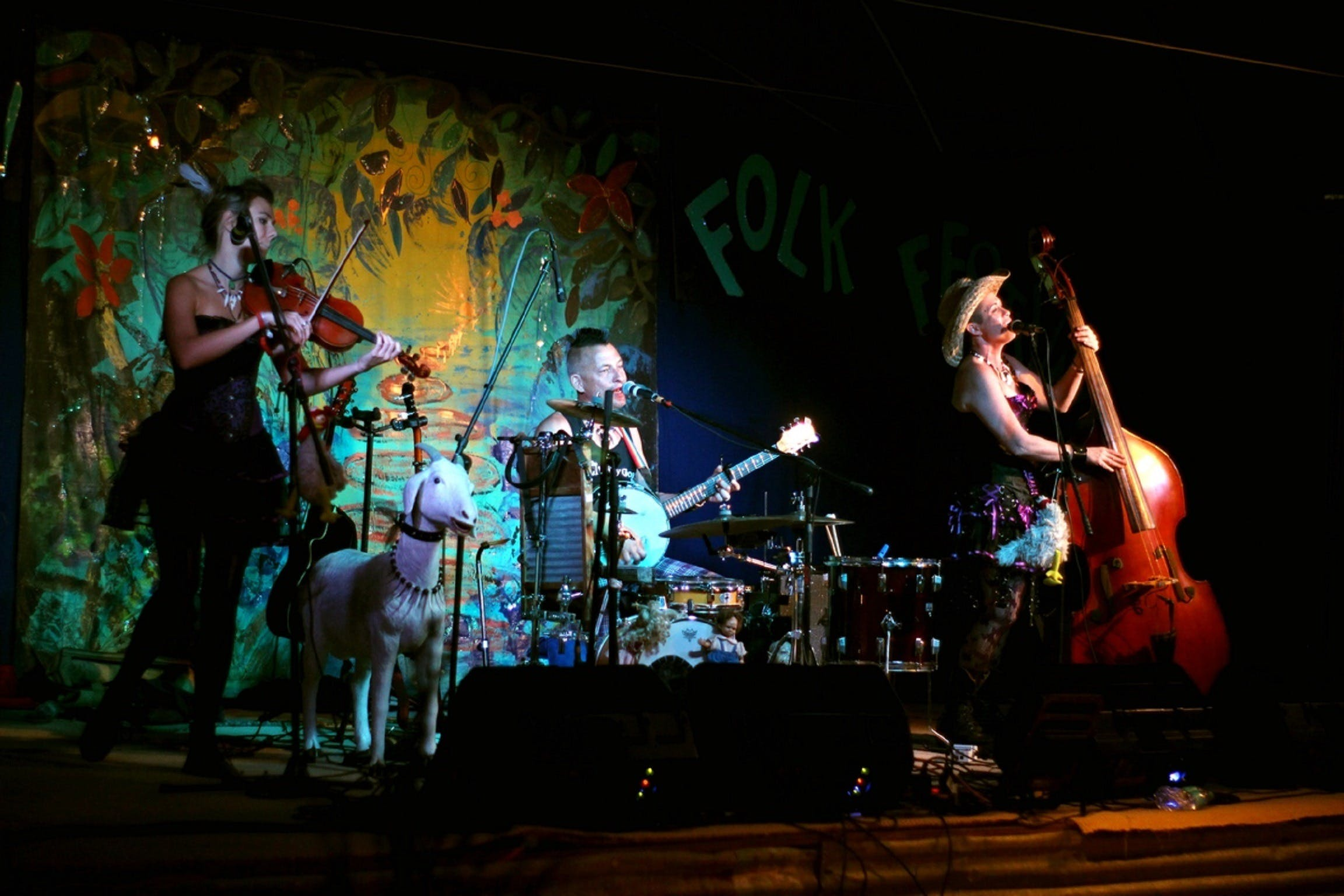 Bony Mountain Folk Festival - Accommodation in Brisbane