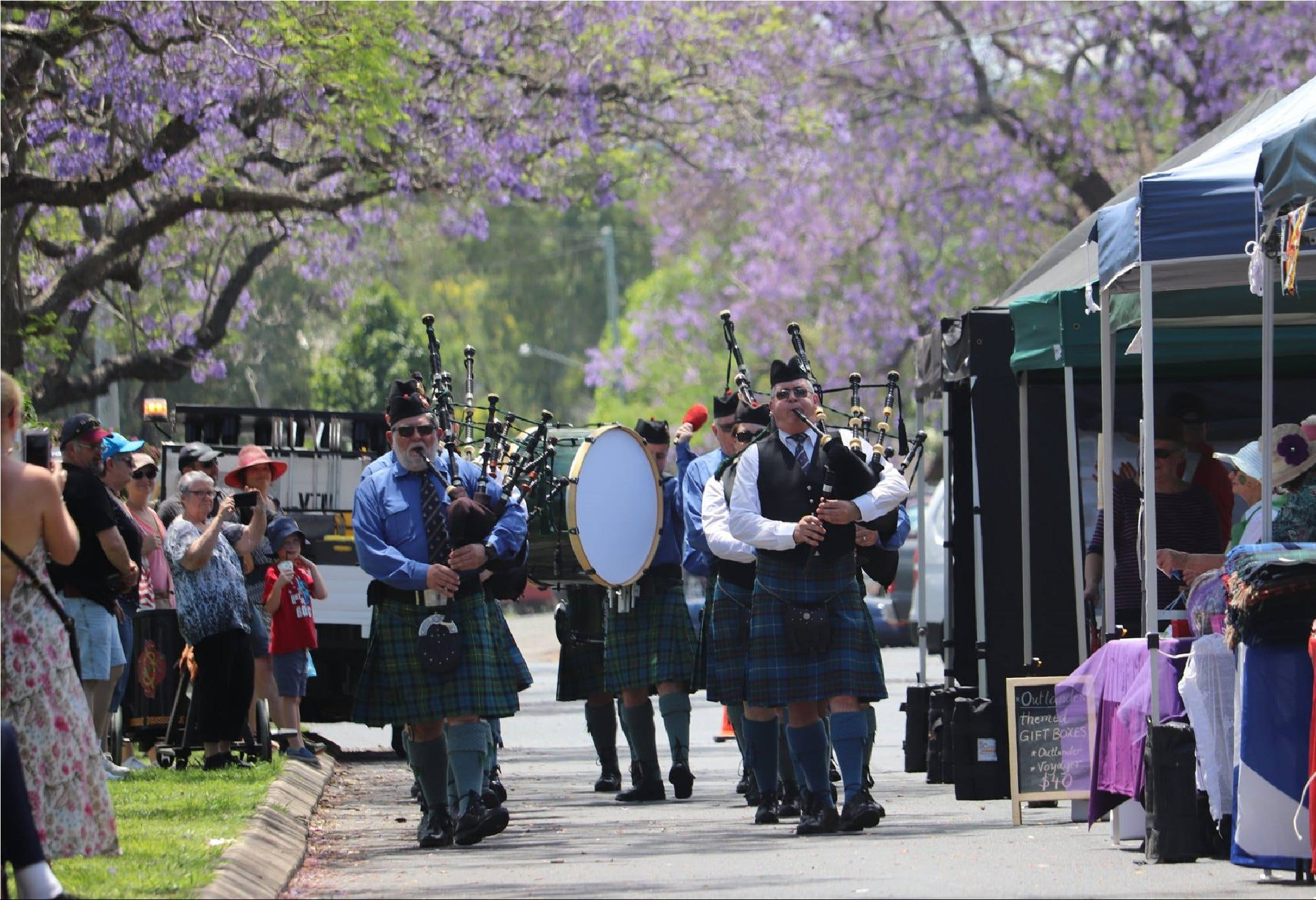 Celtic Festival of Queensland - Accommodation in Brisbane