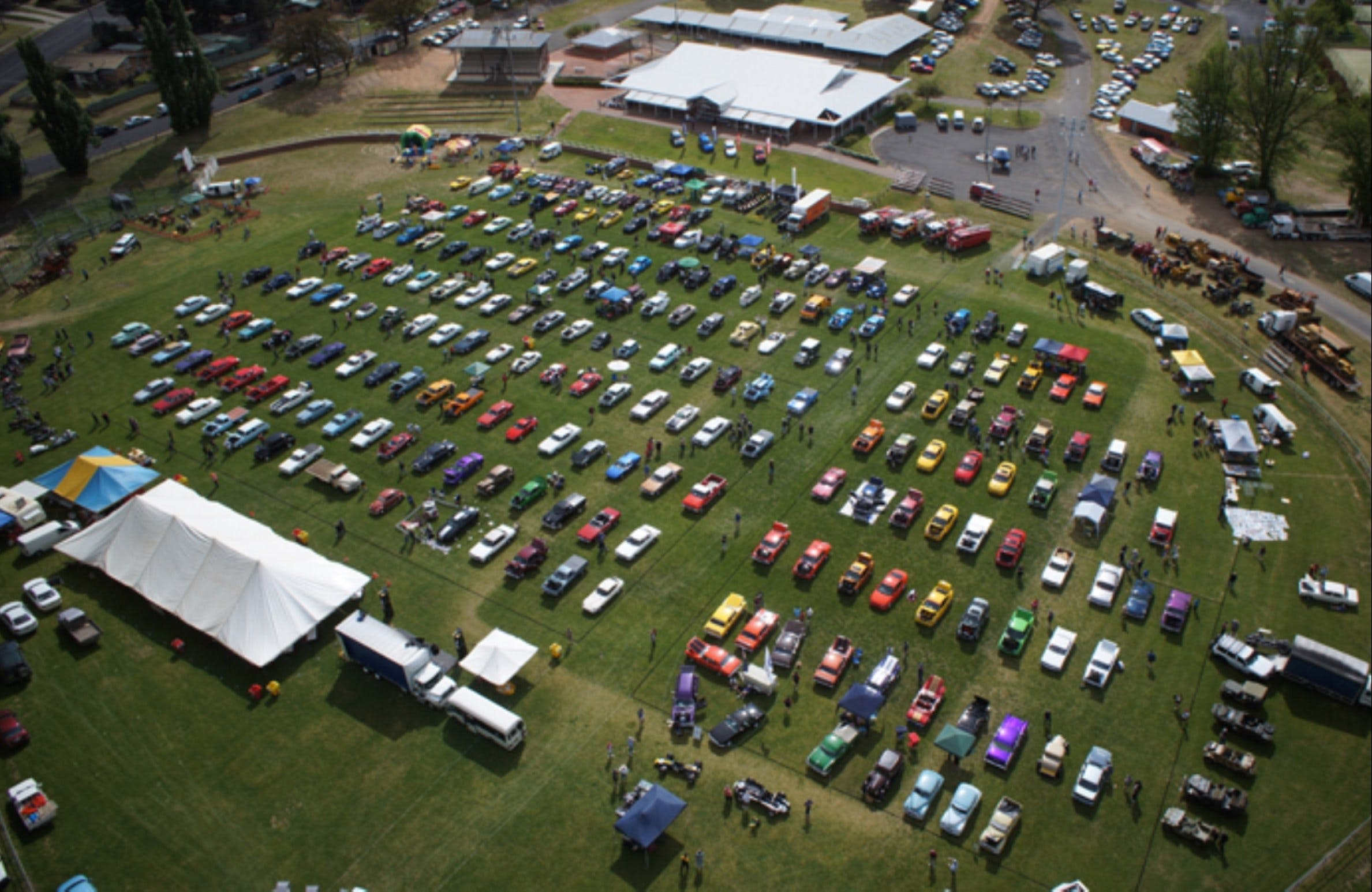 Cooma Motorfest - Accommodation in Brisbane