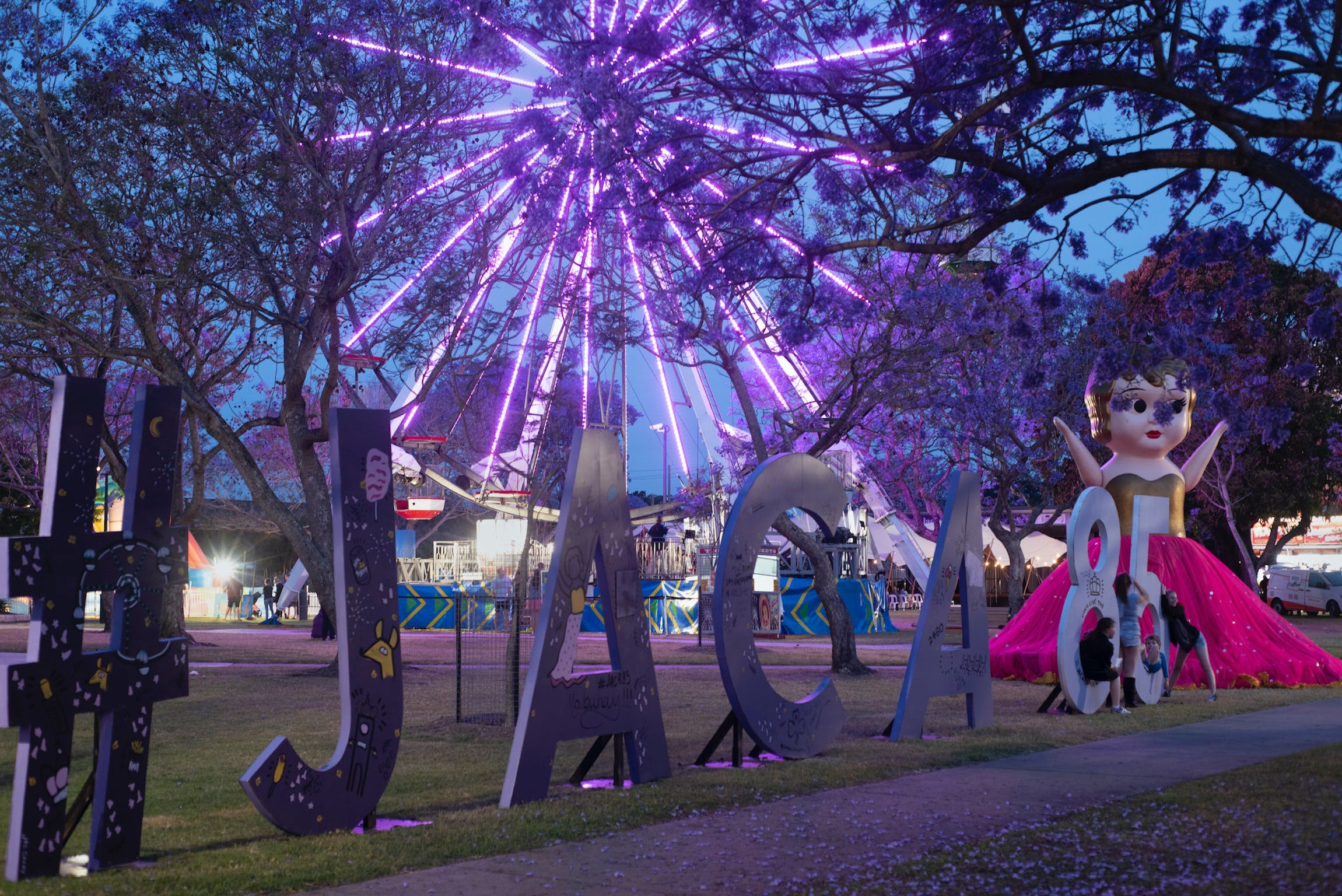 Grafton Jacaranda Festival - Accommodation in Brisbane