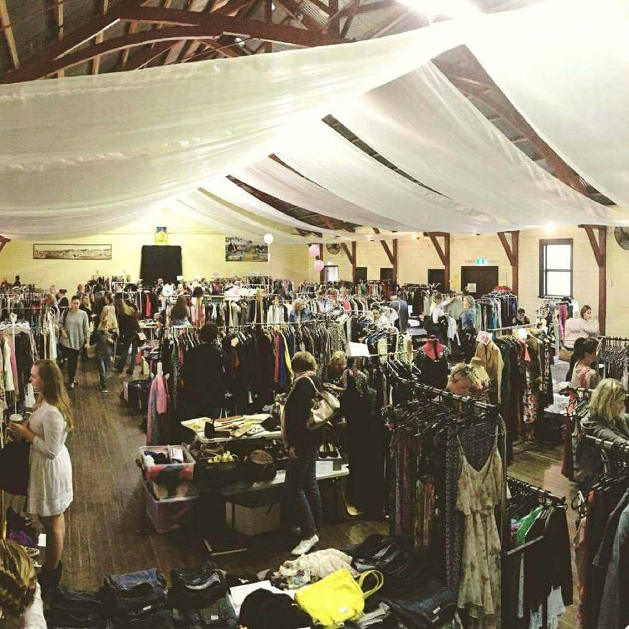 In Her Shoes- Pre- Loved Fashion Market - Accommodation in Brisbane