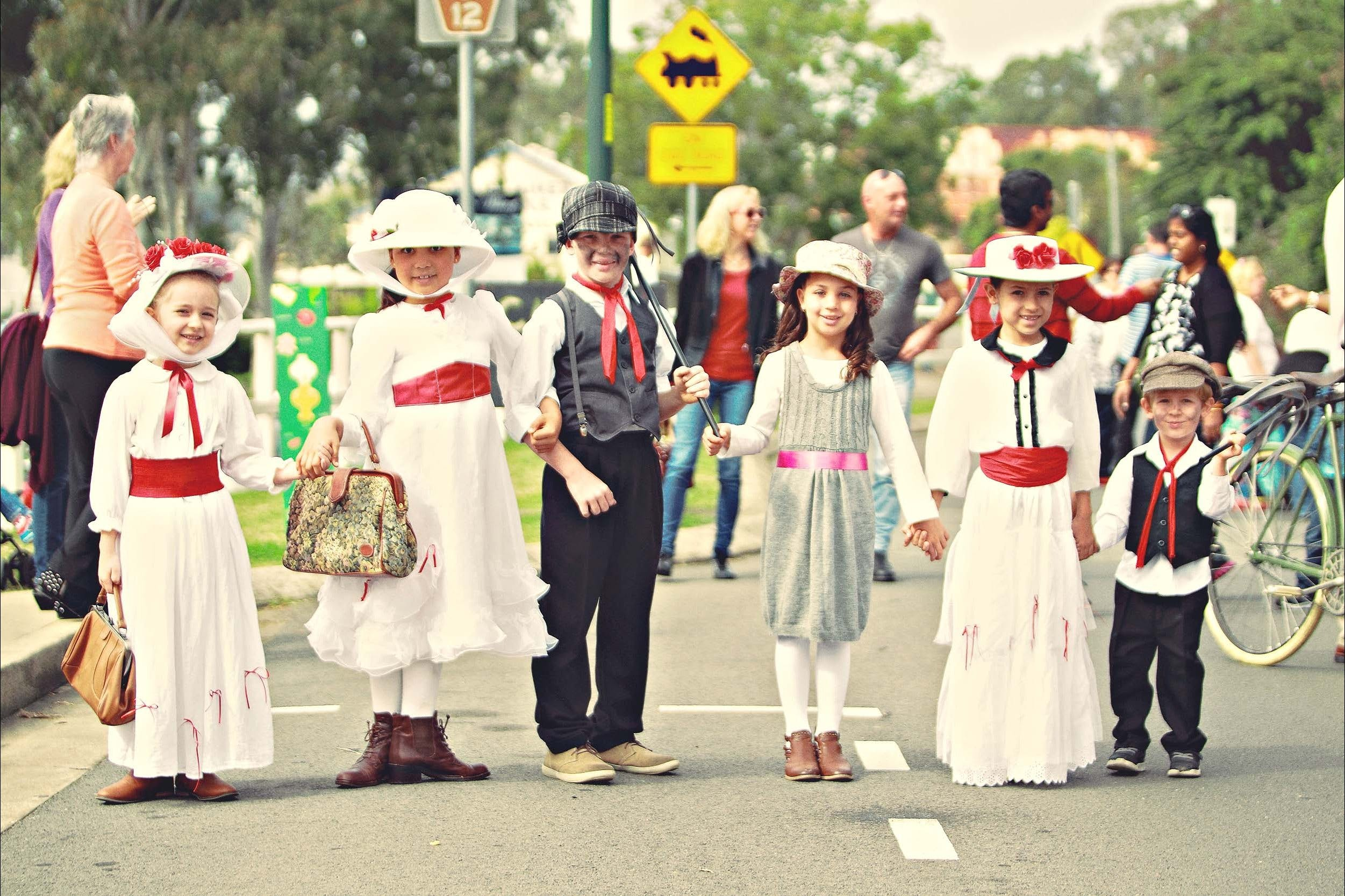 Mary Poppins Festival - Accommodation in Brisbane