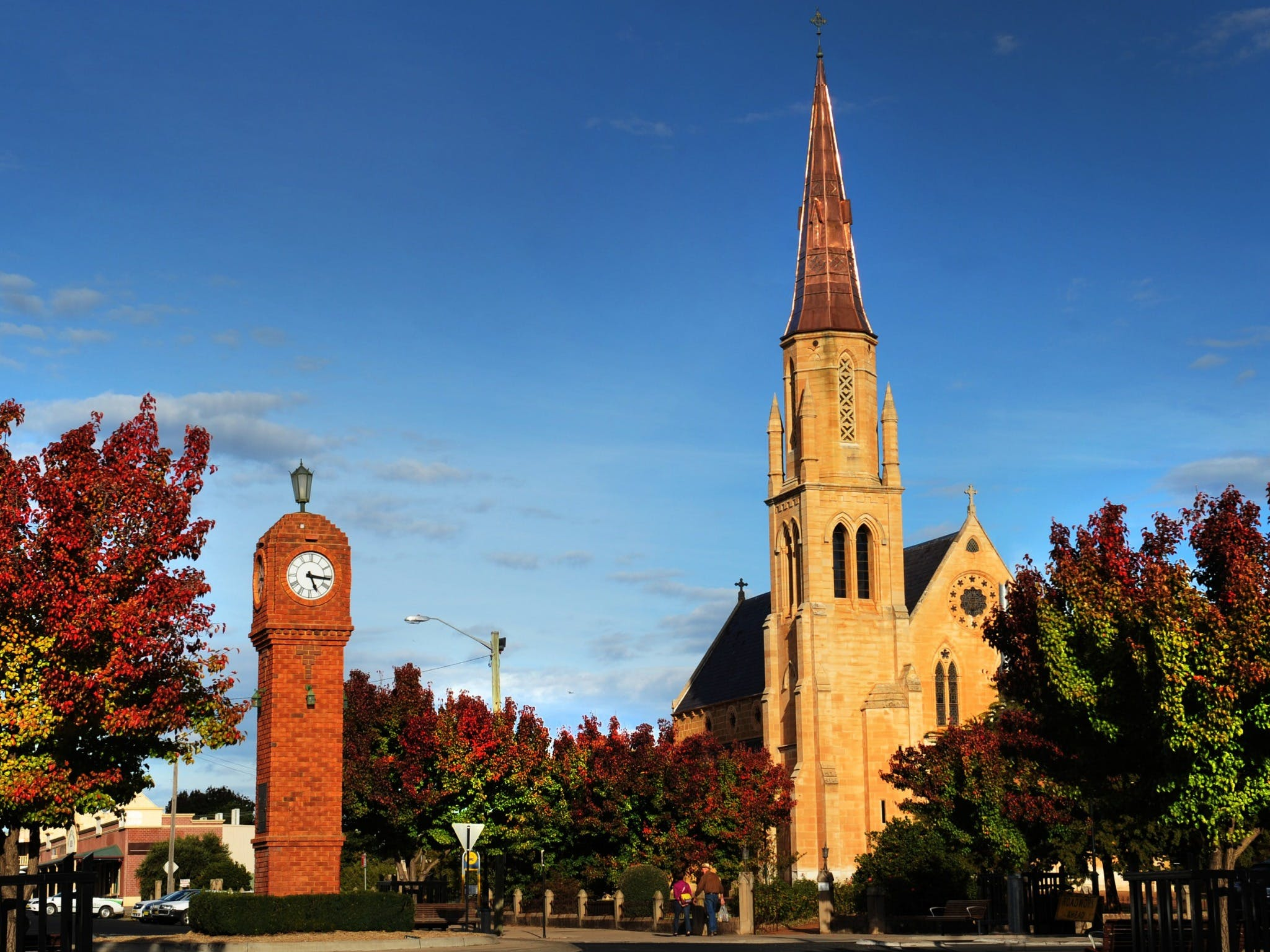 Mudgee Heritage Walking Tours - Accommodation in Brisbane