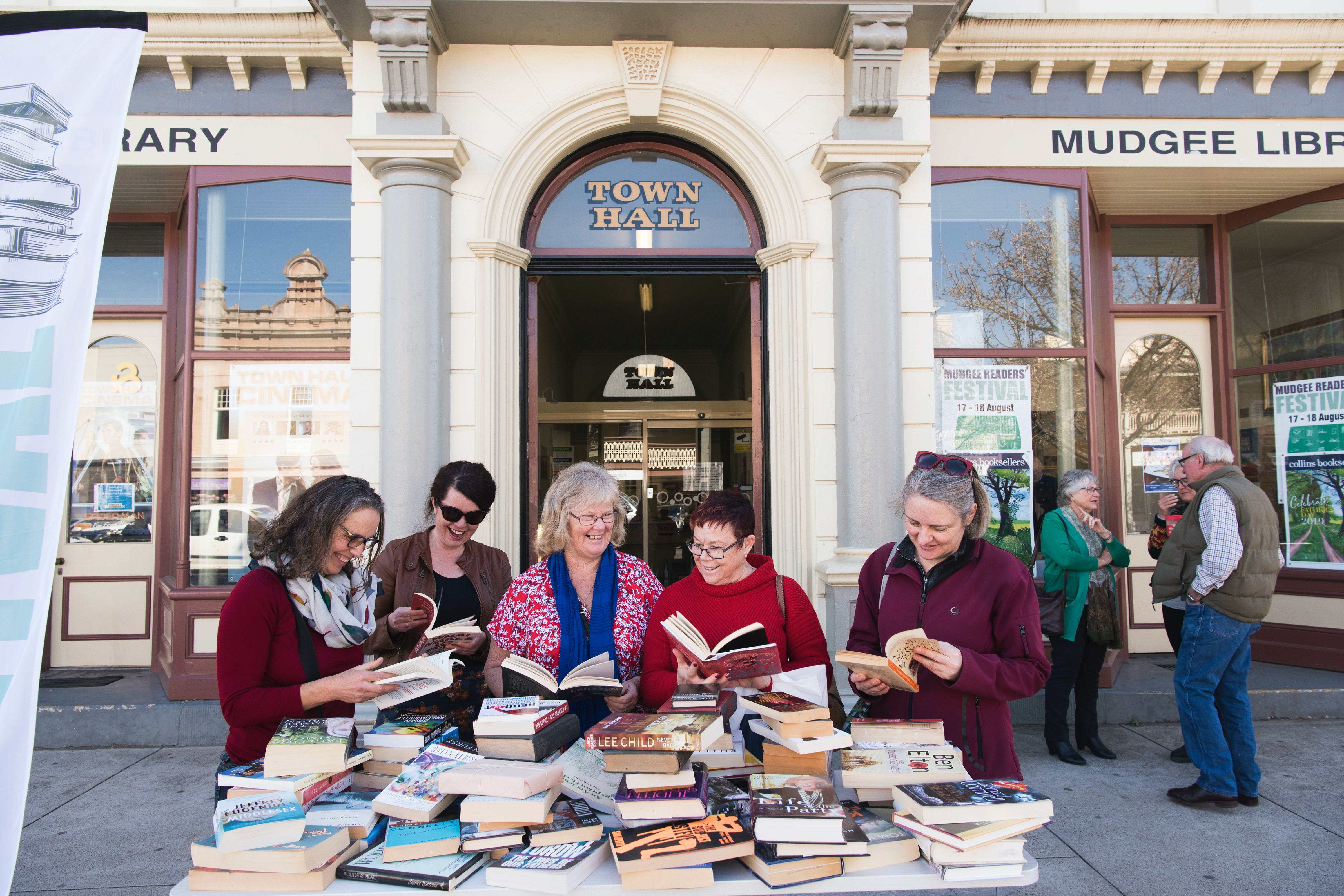 Mudgee Readers' Festival - Accommodation in Brisbane