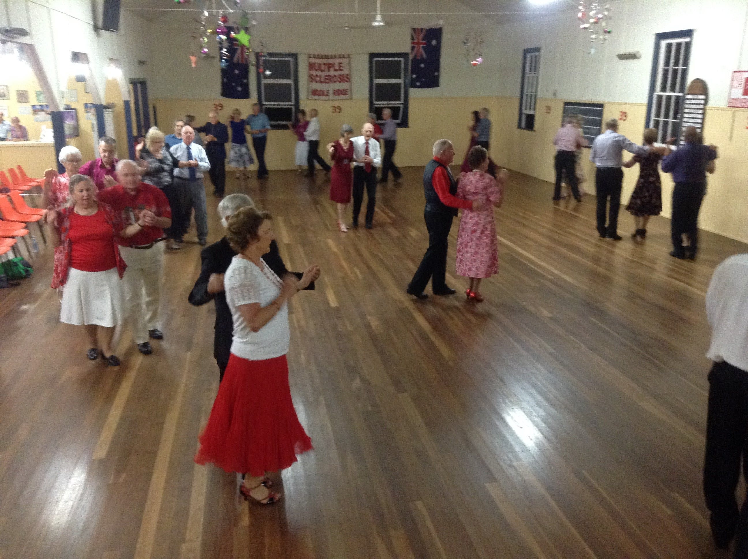Old Time Dance - Accommodation in Brisbane