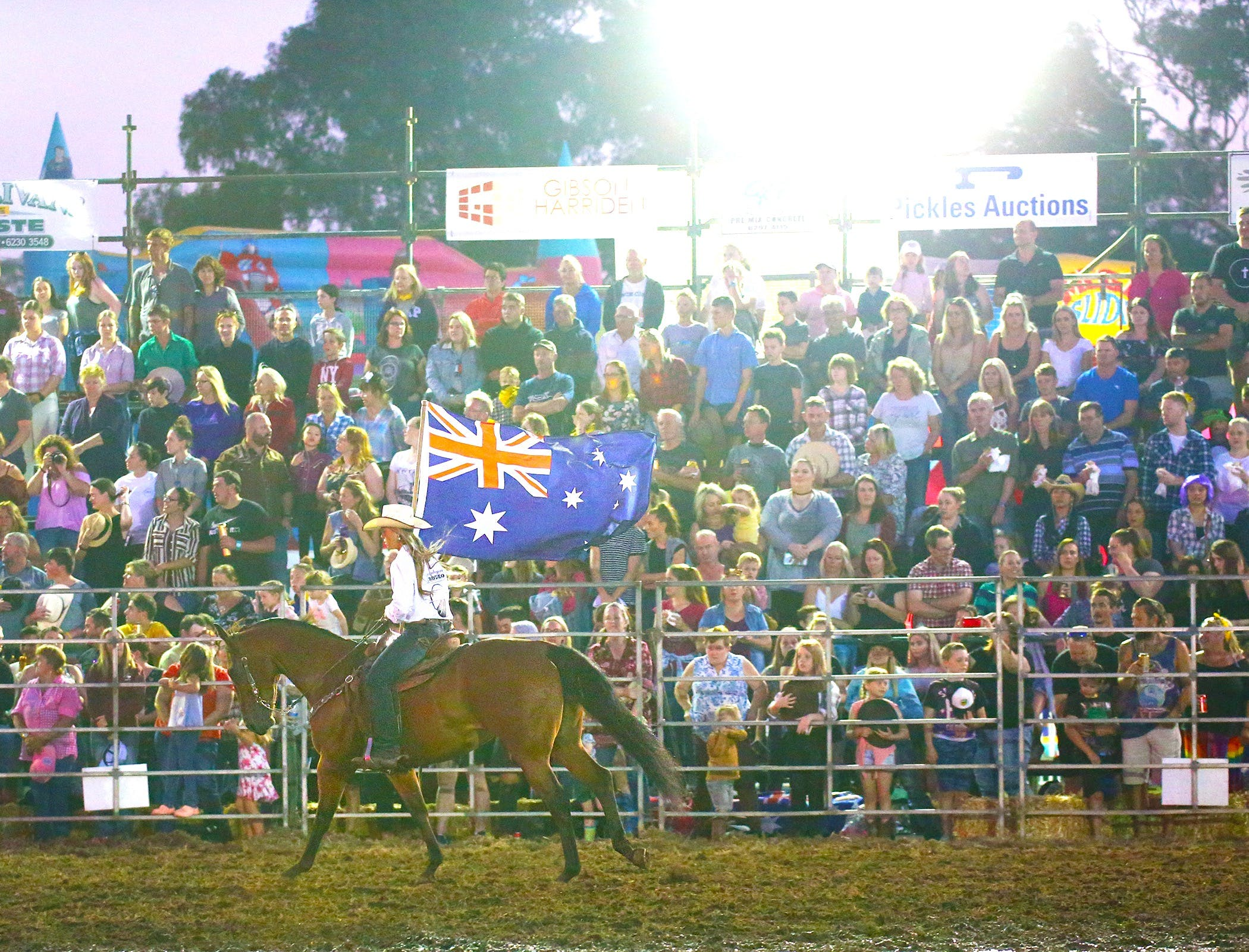 Patches Asphalt Queanbeyan Rodeo - Accommodation in Brisbane