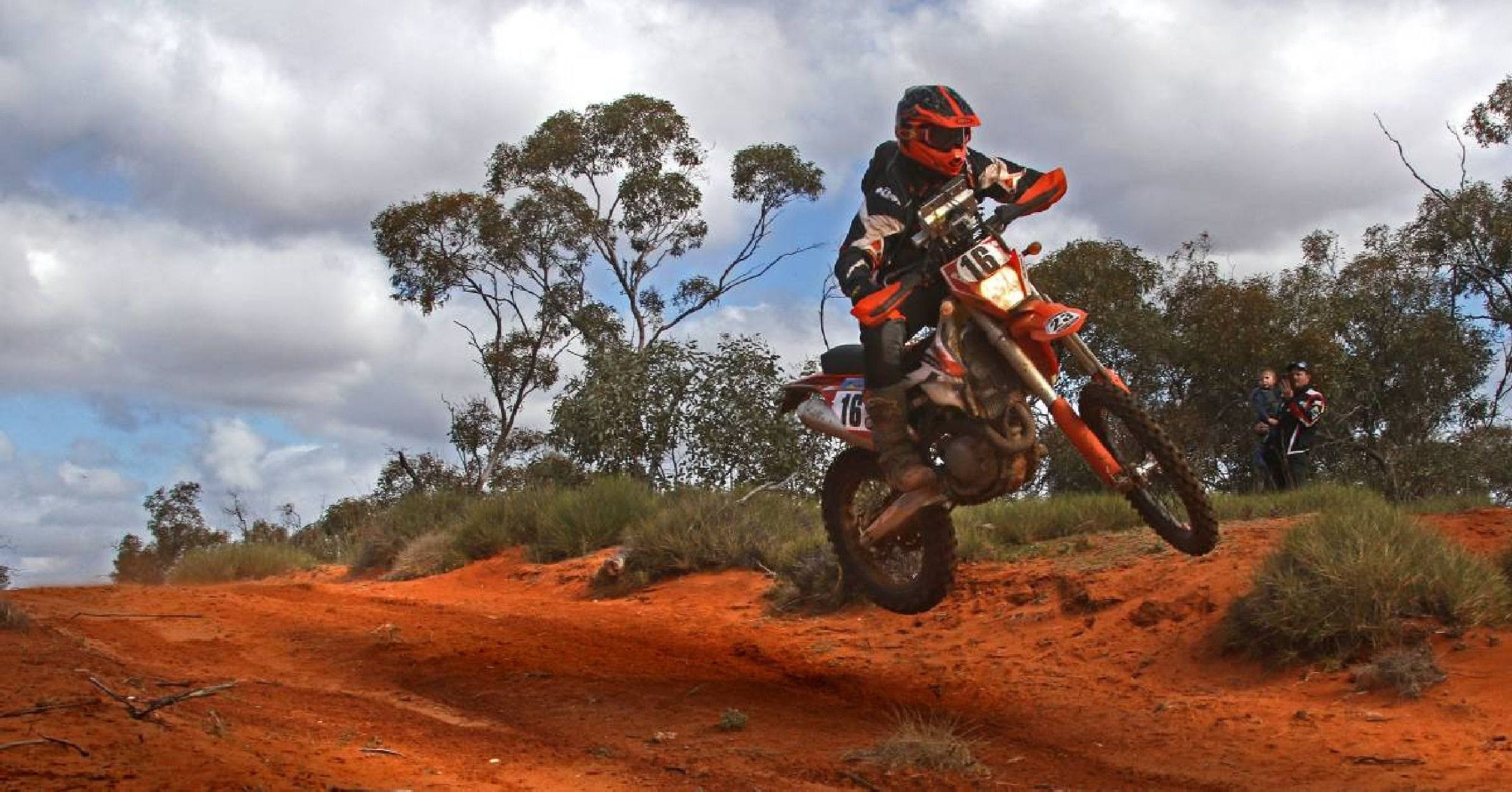 Sunraysia Safari Rally - Accommodation in Brisbane
