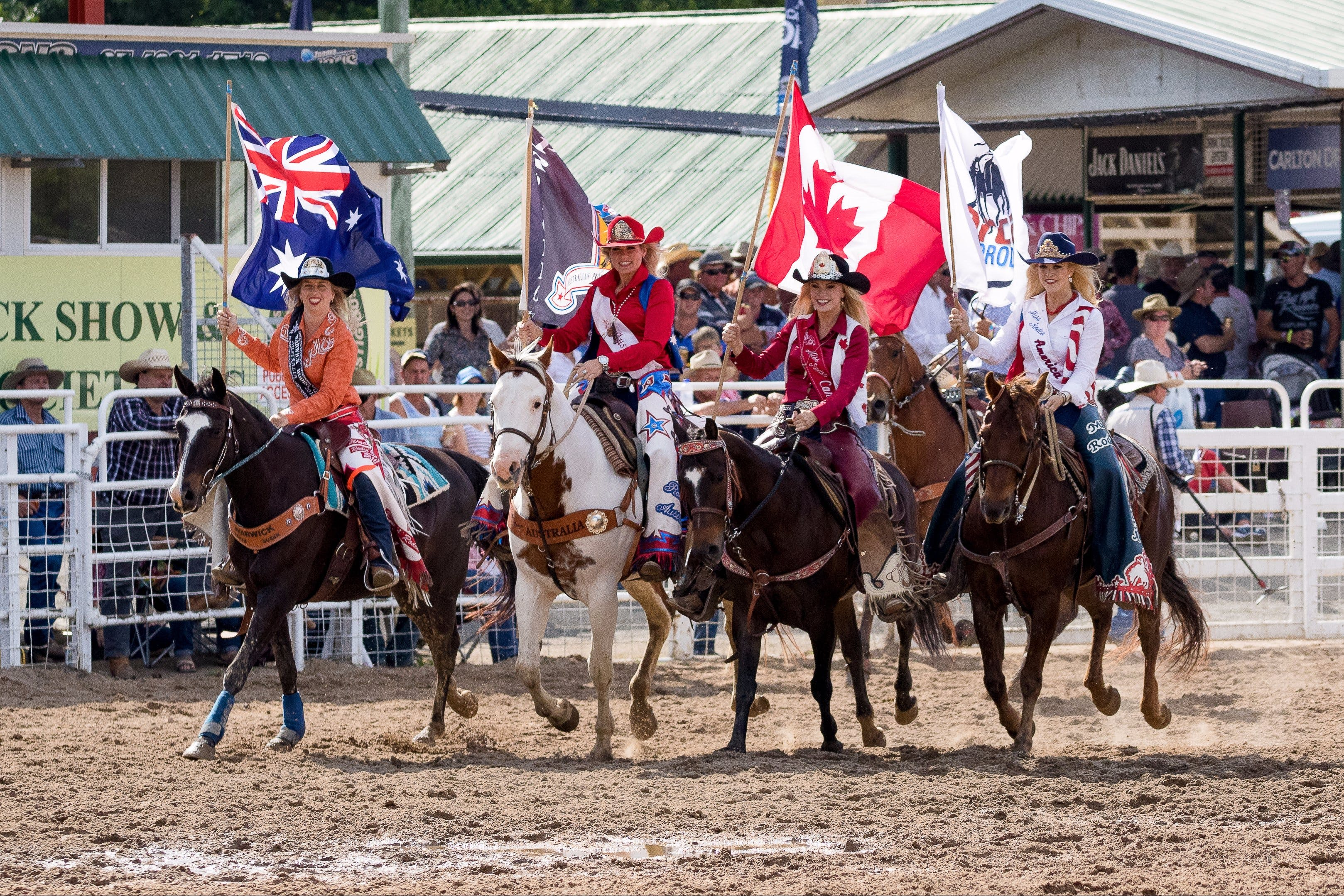 Warwick Rodeo National APRA National Finals and Warwick Gold Cup Campdraft - Accommodation in Brisbane