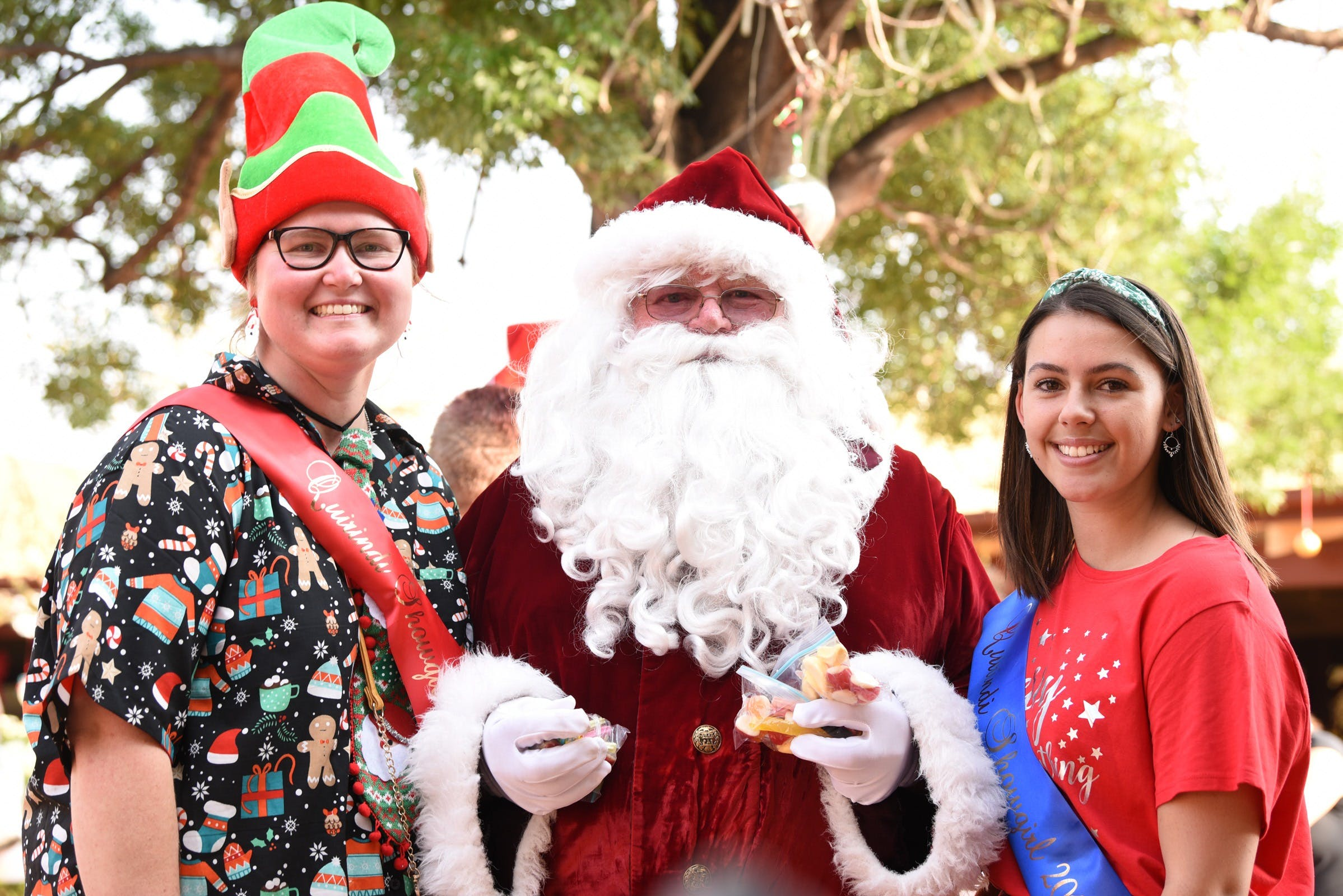 Christmas on the Plains - Quirindi - Accommodation in Brisbane