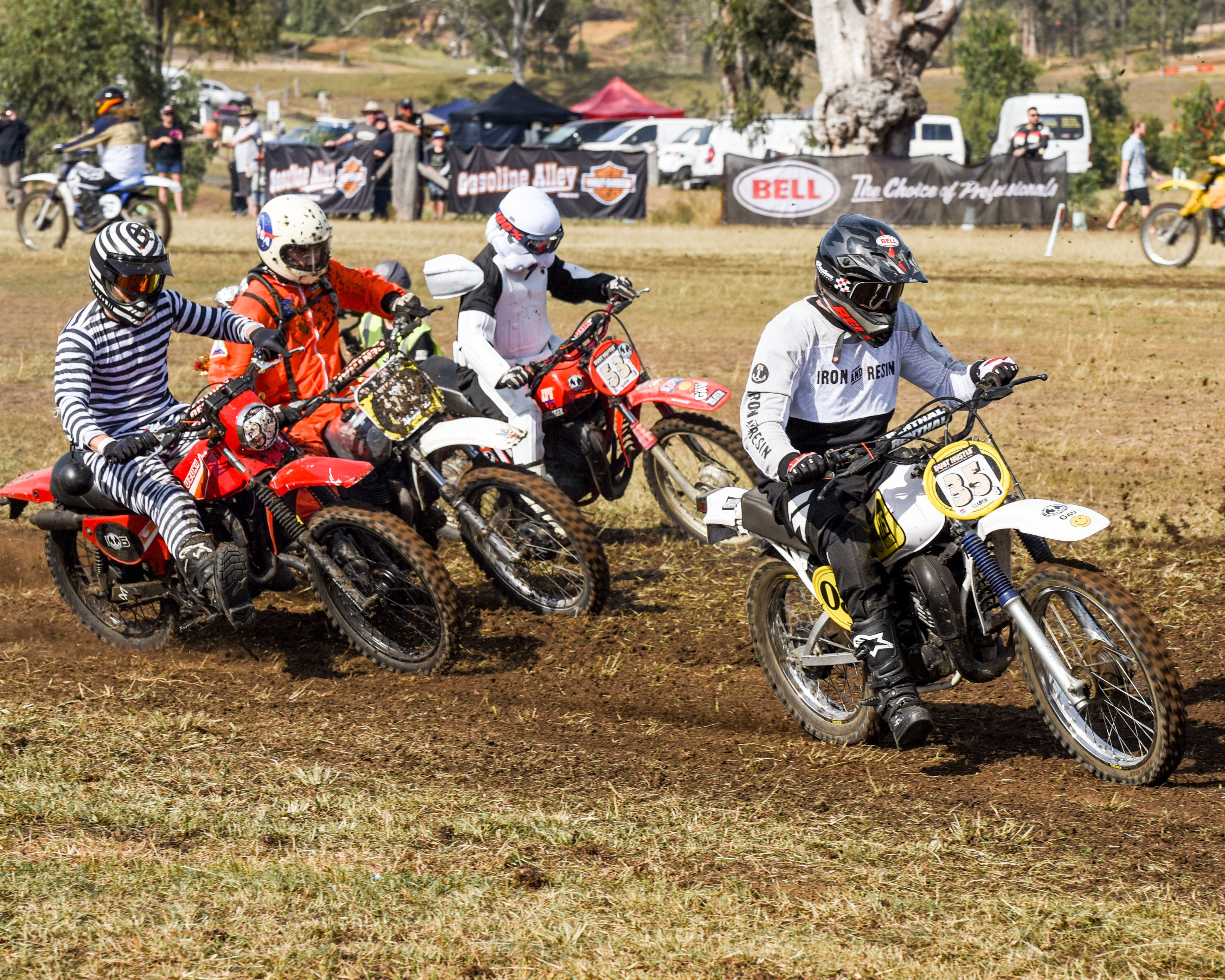 Dust Hustle Queensland Moto Park - Accommodation in Brisbane