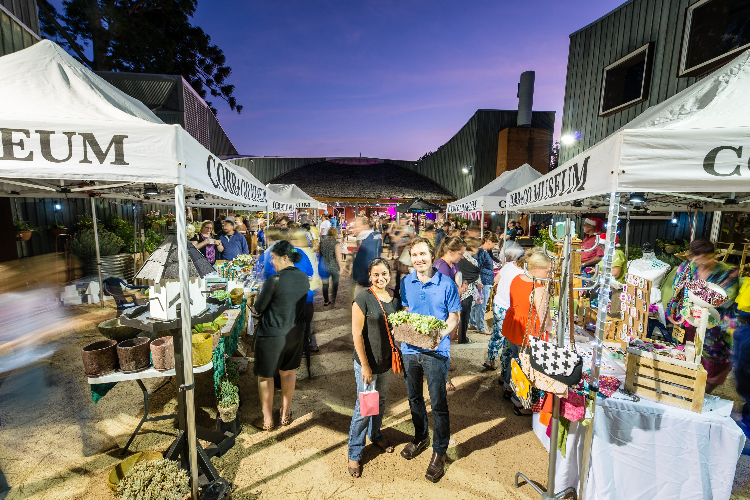 Hand Made Under the Stars - Twilight Market - Accommodation in Brisbane