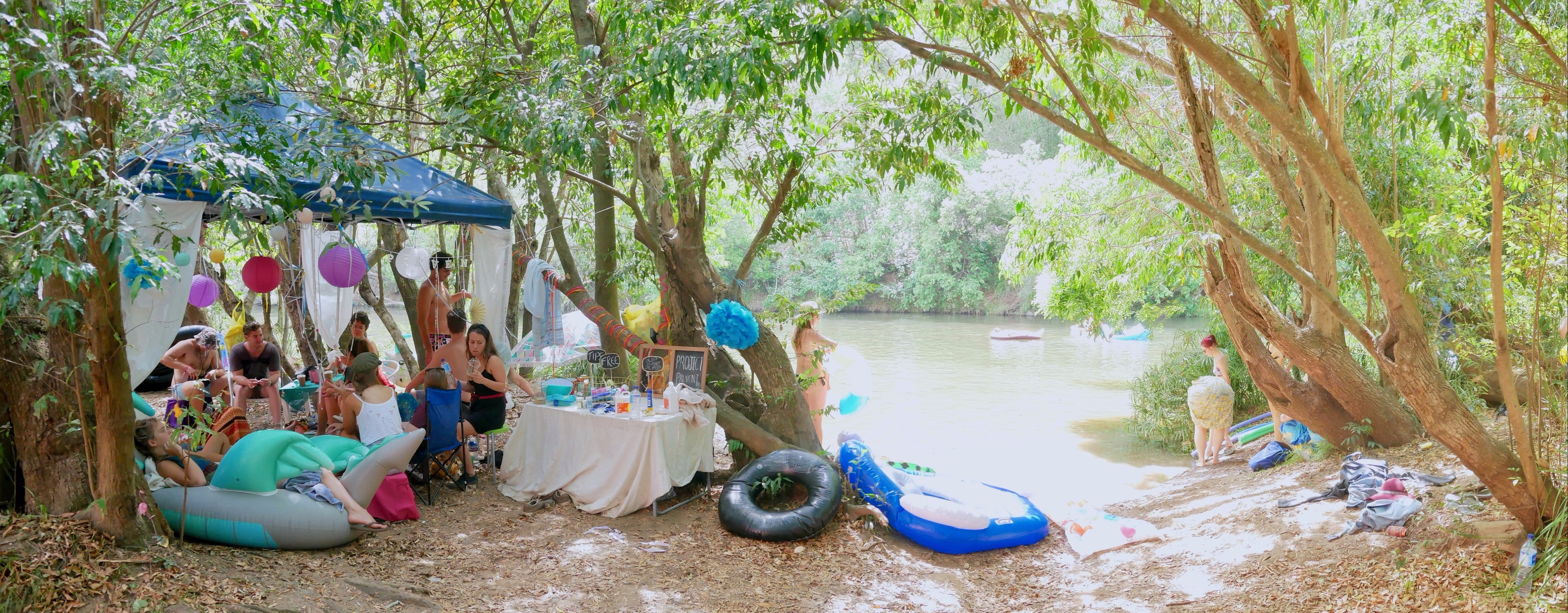 Jungle Love Festival - Accommodation in Brisbane