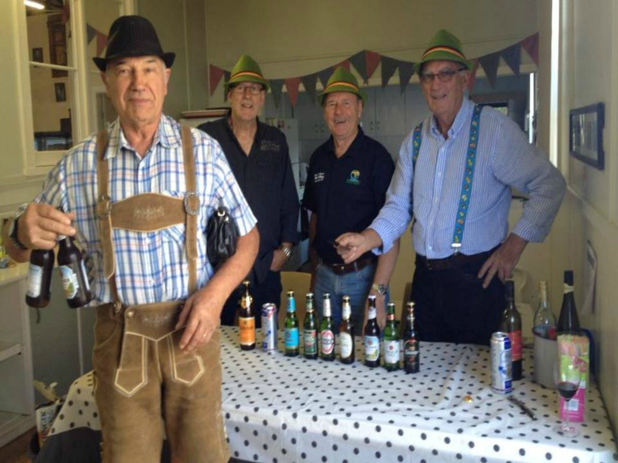 Oktoberfest Dungog - Accommodation in Brisbane