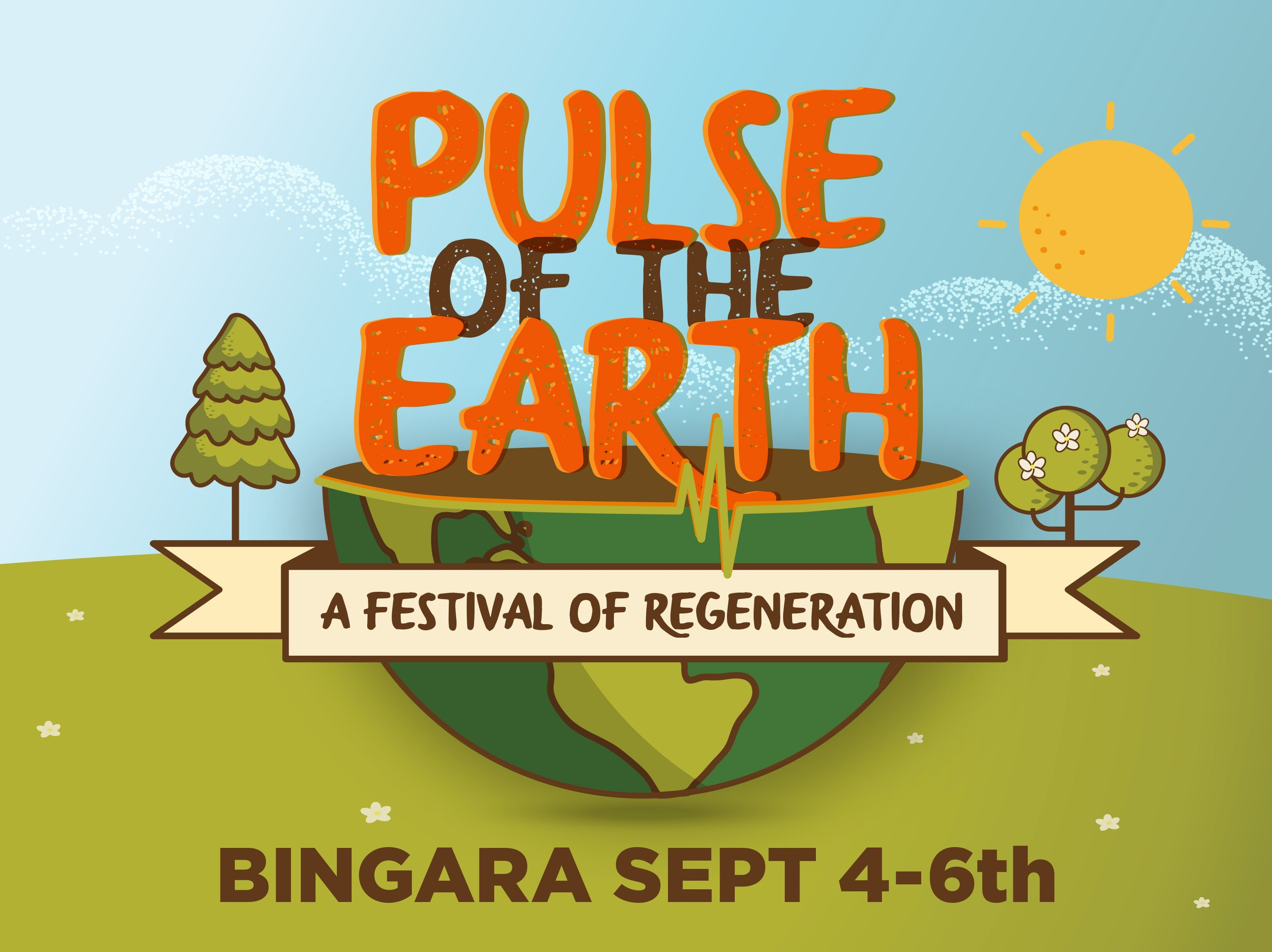 Pulse of the Earth Festival - a festival of Regeneration - Accommodation in Brisbane