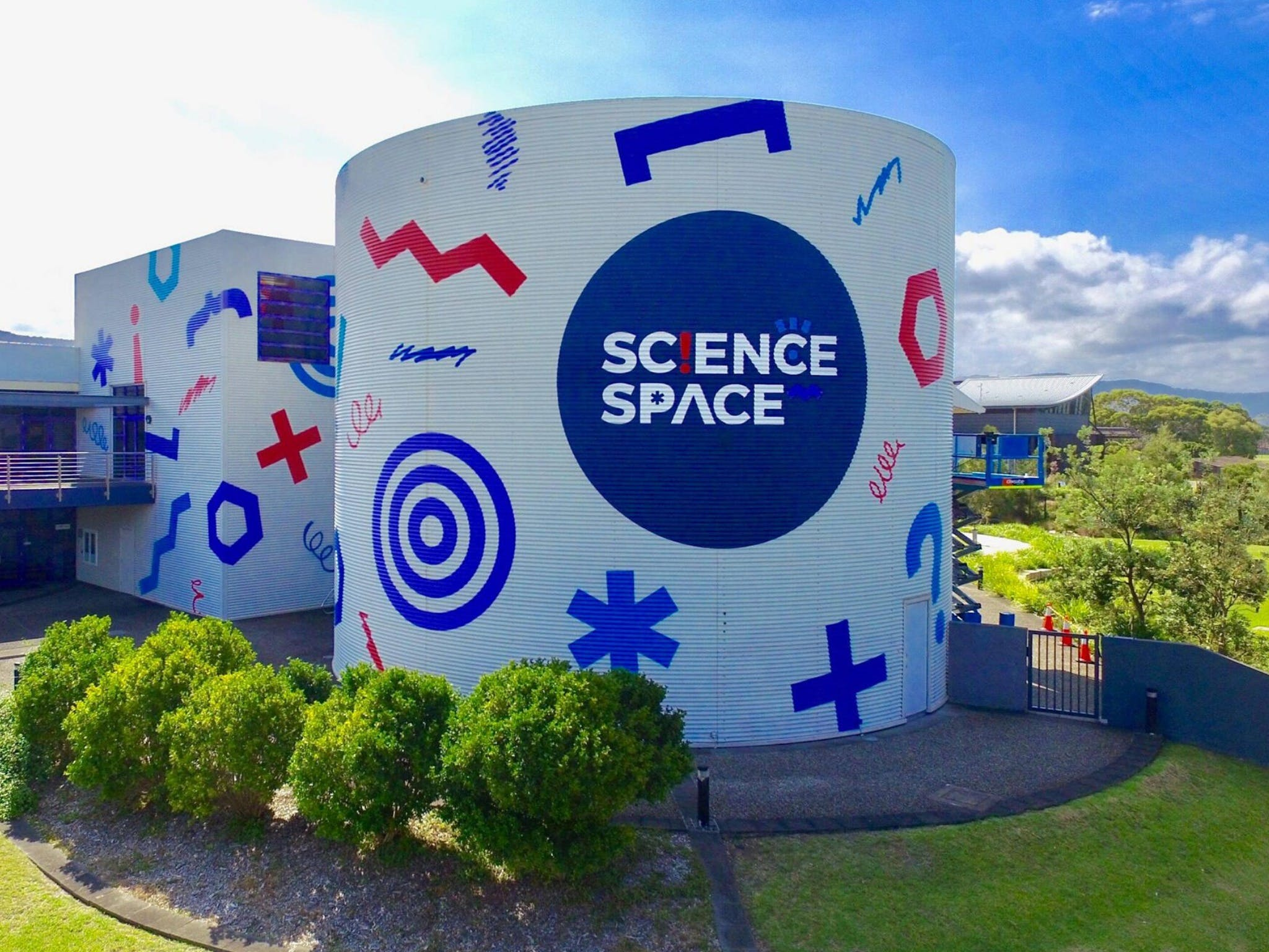 Science Space Grand Reopening Celebration - Accommodation in Brisbane