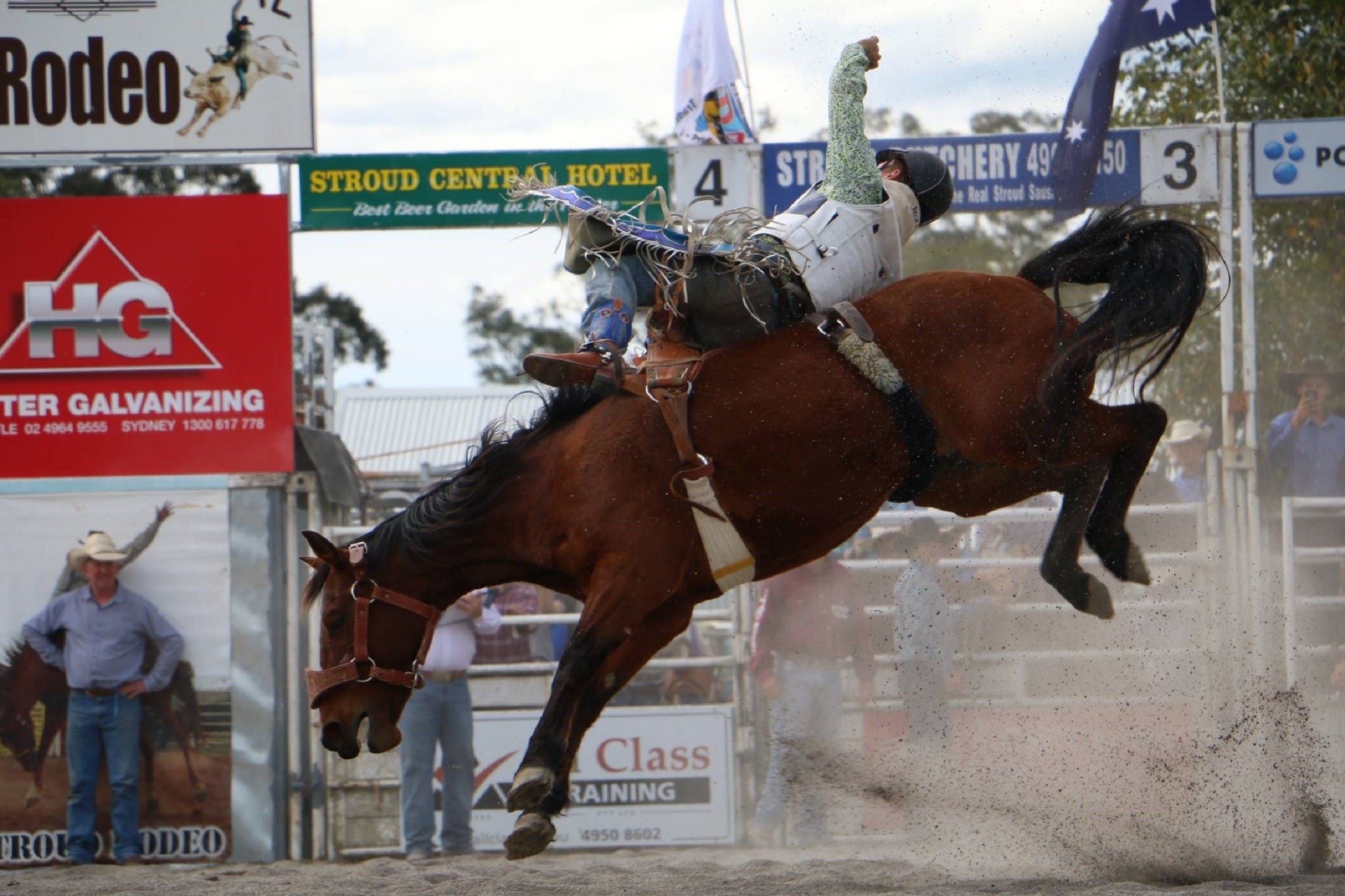 Stroud Rodeo and Campdraft - Accommodation in Brisbane
