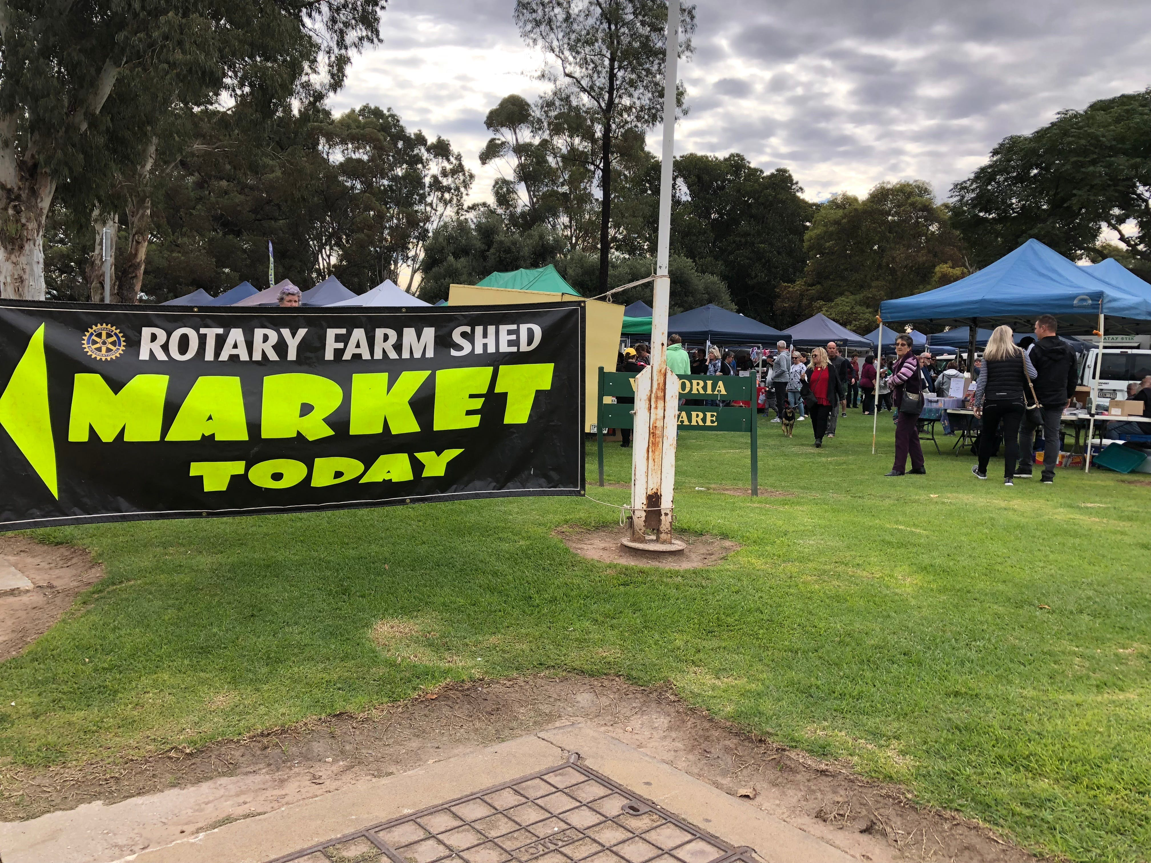 The Rotary Markets Kadina - Accommodation in Brisbane