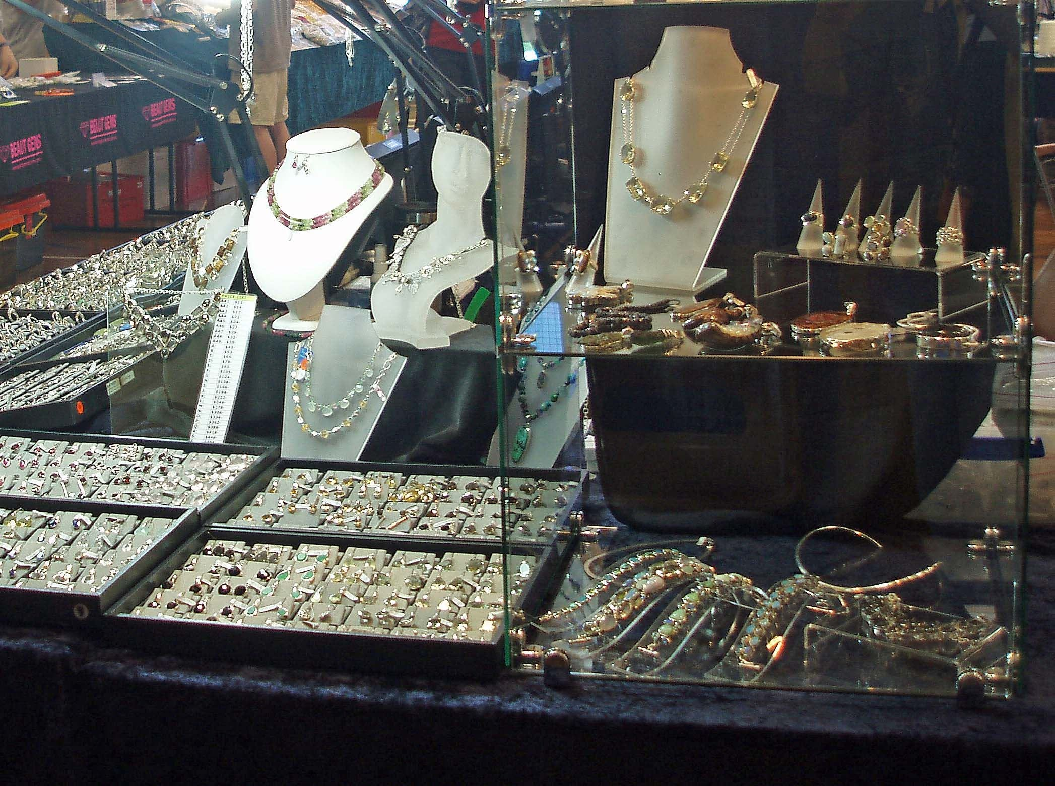 Toowoomba Gemfest - Gems and Jewellery - Accommodation in Brisbane