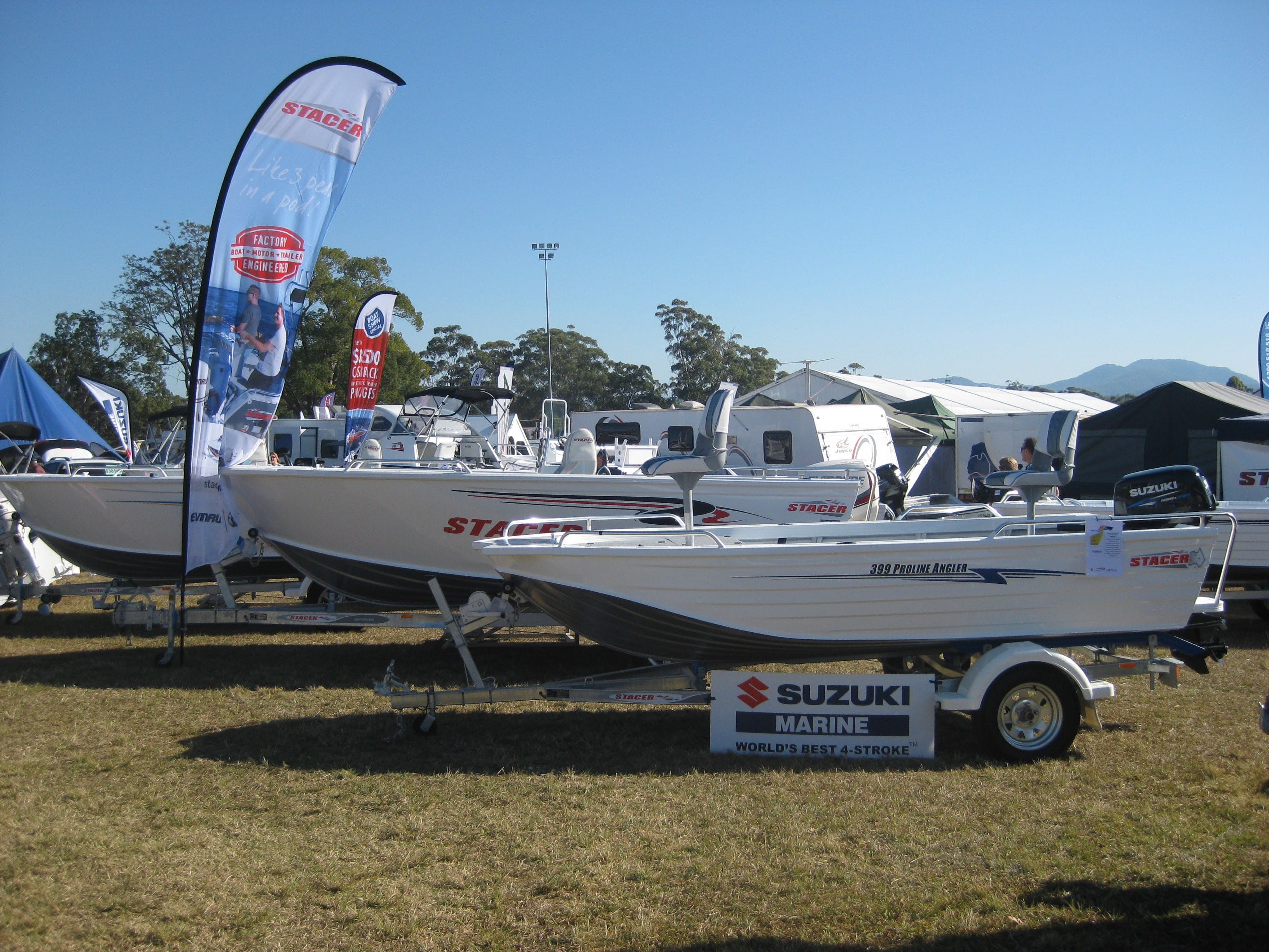 Mid North Coast Caravan Camping 4WD Fish and Boat Show - Accommodation in Brisbane