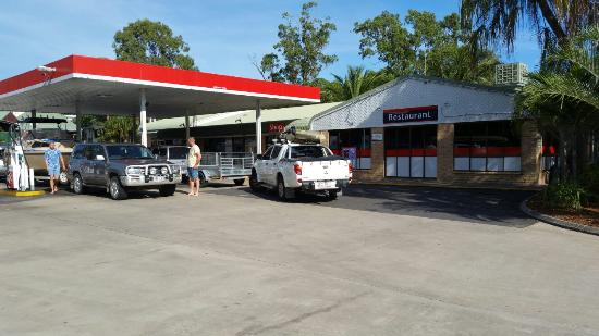 Caltex Agnes Water - Accommodation in Brisbane