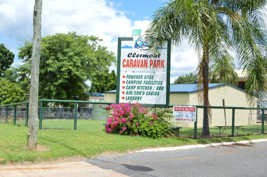 Clermont Caravan Park - Accommodation in Brisbane