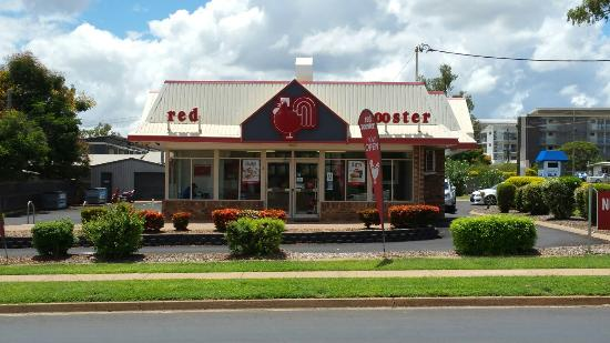 Red Rooster - Accommodation in Brisbane