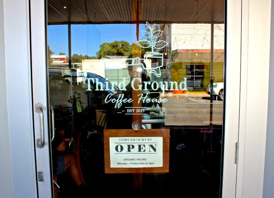 Third Ground Coffee House - Accommodation in Brisbane