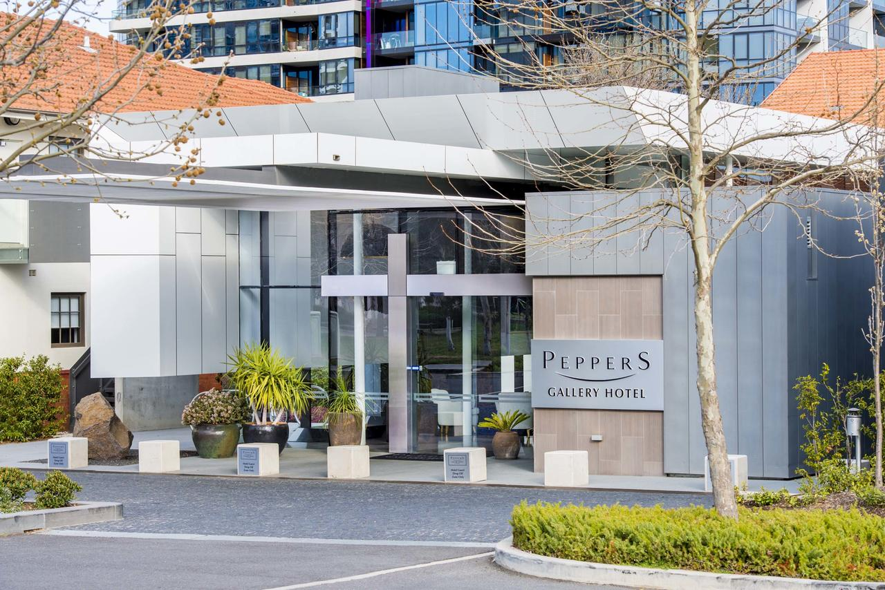 Peppers Gallery Hotel - Accommodation in Brisbane