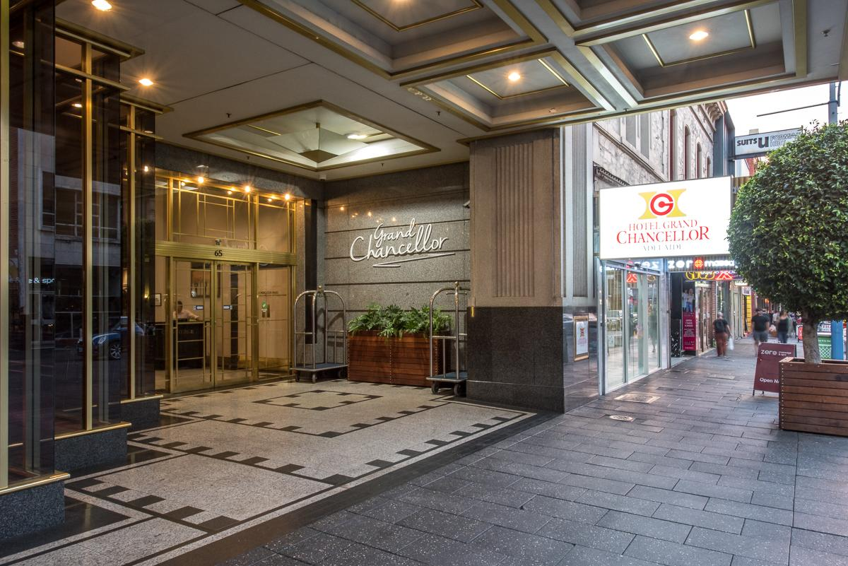 Hotel Grand Chancellor Adelaide - Accommodation in Brisbane