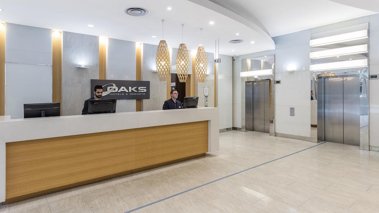 Oaks Embassy - Accommodation in Brisbane
