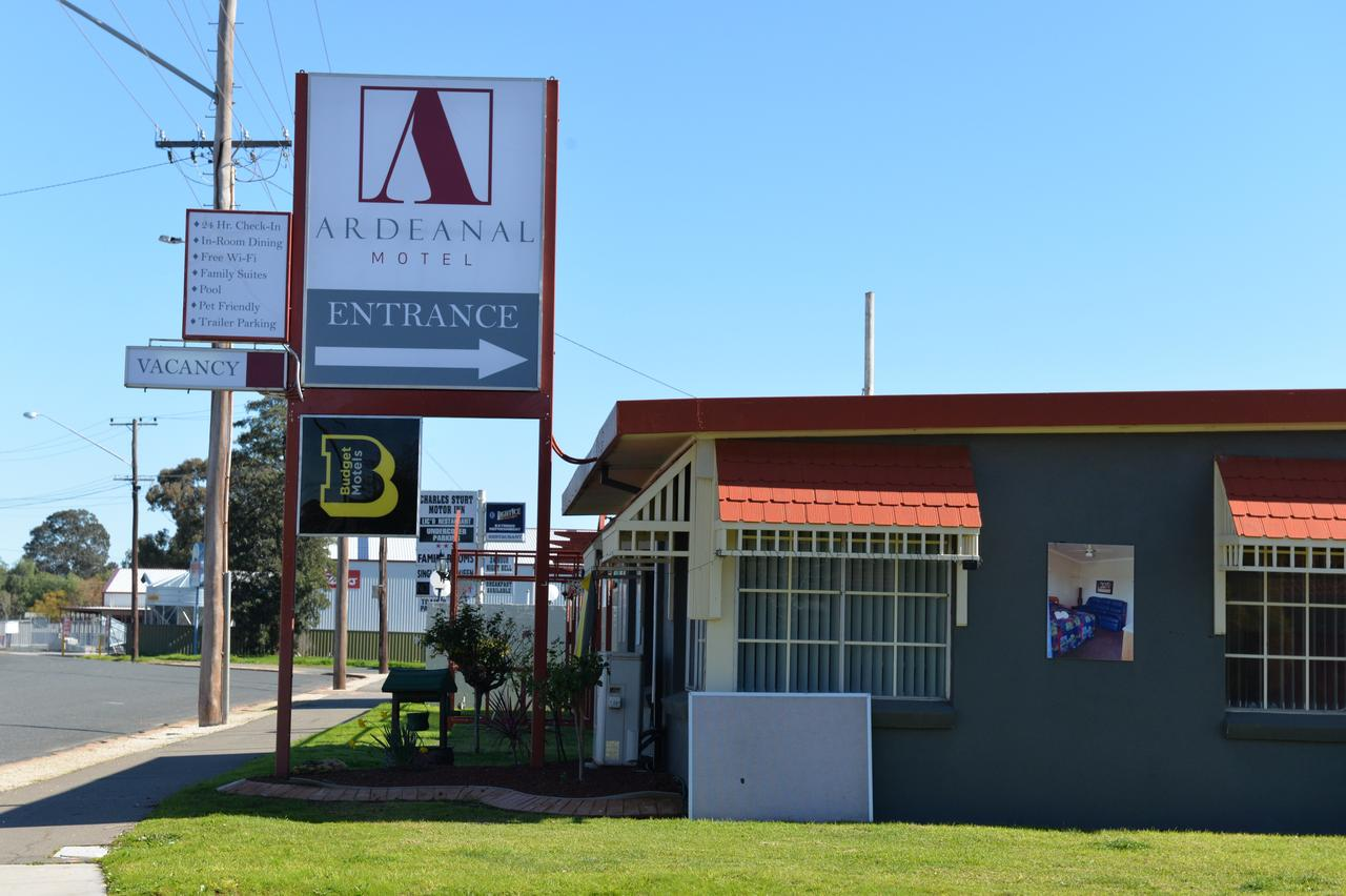 Ardeanal Motel - Accommodation in Brisbane
