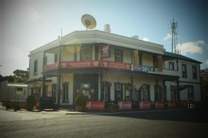 Commercial Hotel Morgan - Accommodation in Brisbane