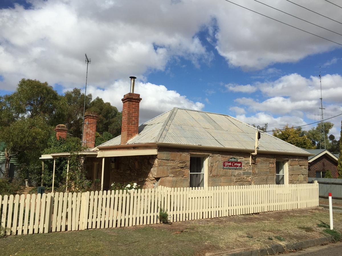 Blyth Cottage Burra - Accommodation in Brisbane