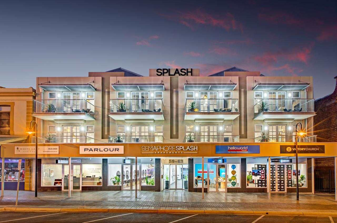 Semaphore Splash Apartments - Accommodation in Brisbane
