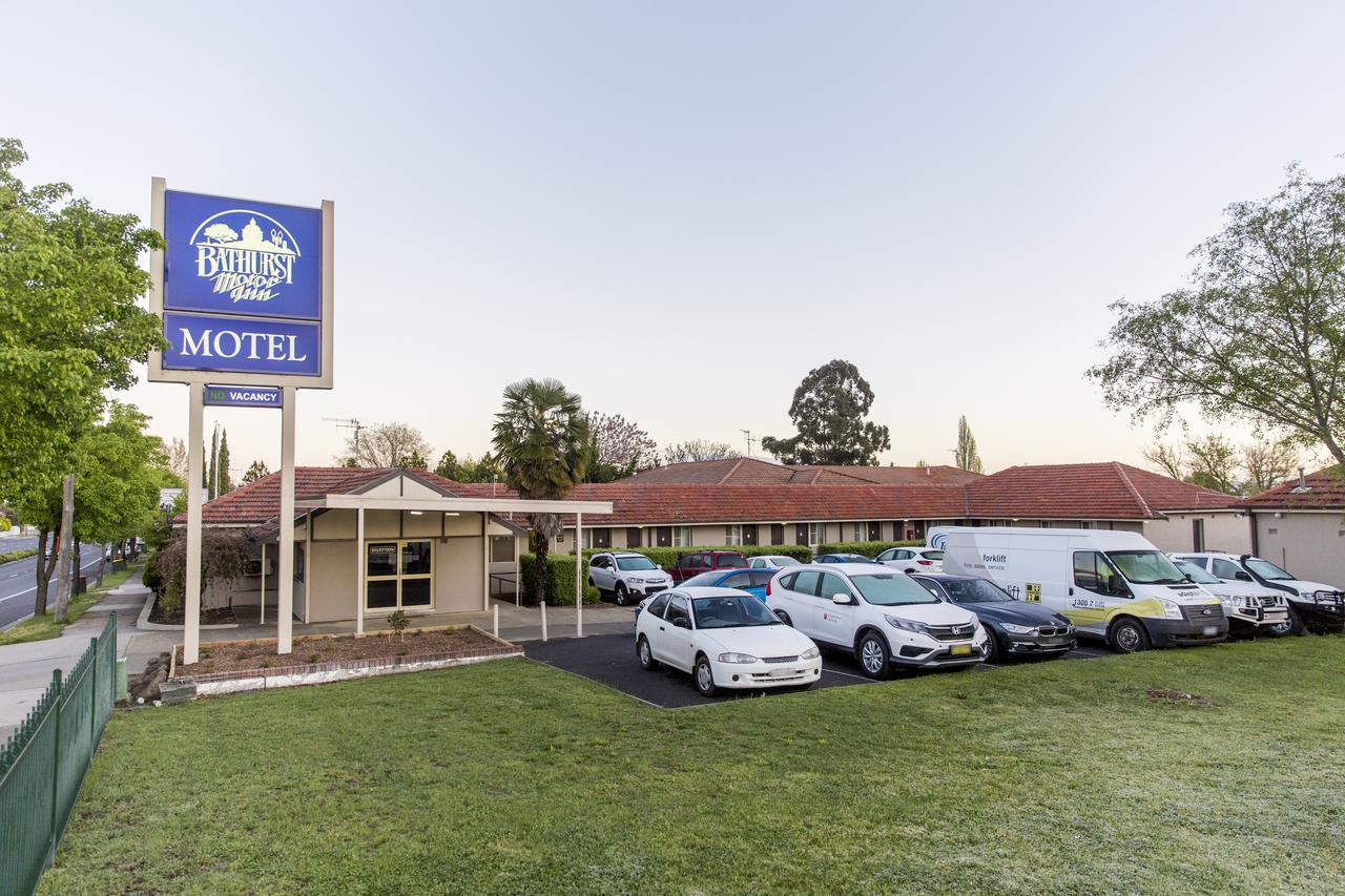 Bathurst Motor Inn - Accommodation in Brisbane