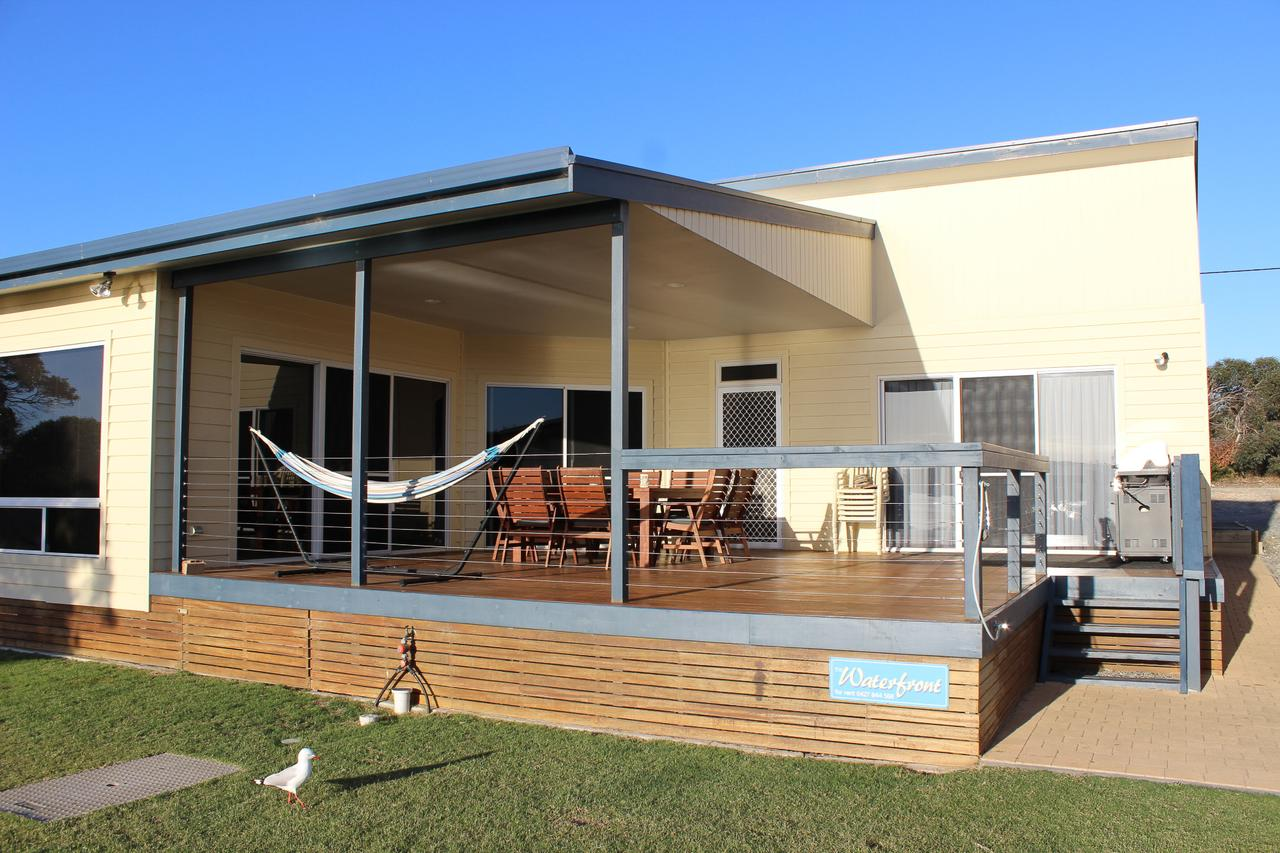 Waterfront on Osprey - Accommodation in Brisbane